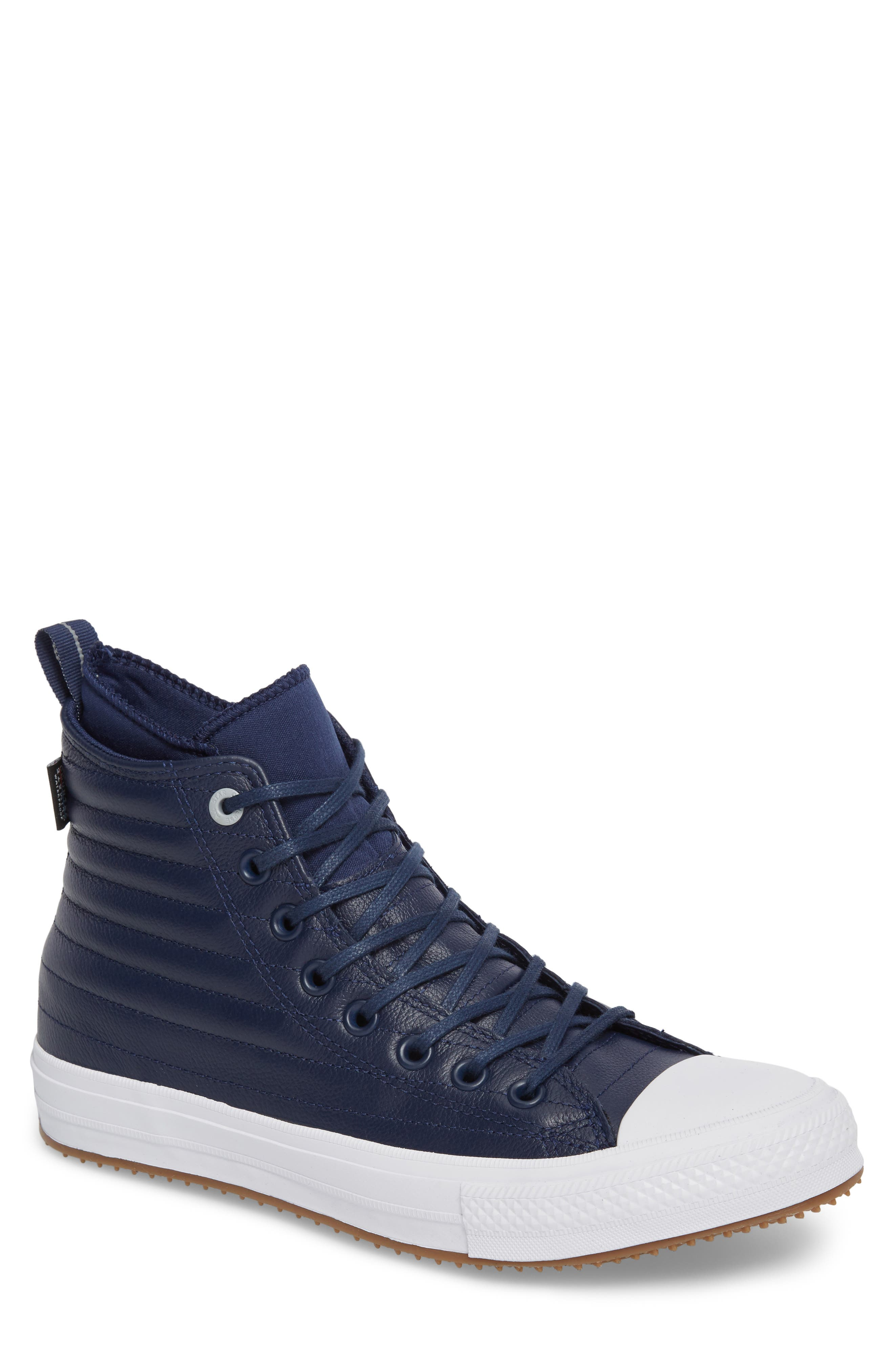 Chuck Taylor<sup>®</sup> All Star<sup>®</sup> Waterproof Quilted Sneaker,                             Main thumbnail 2, color,