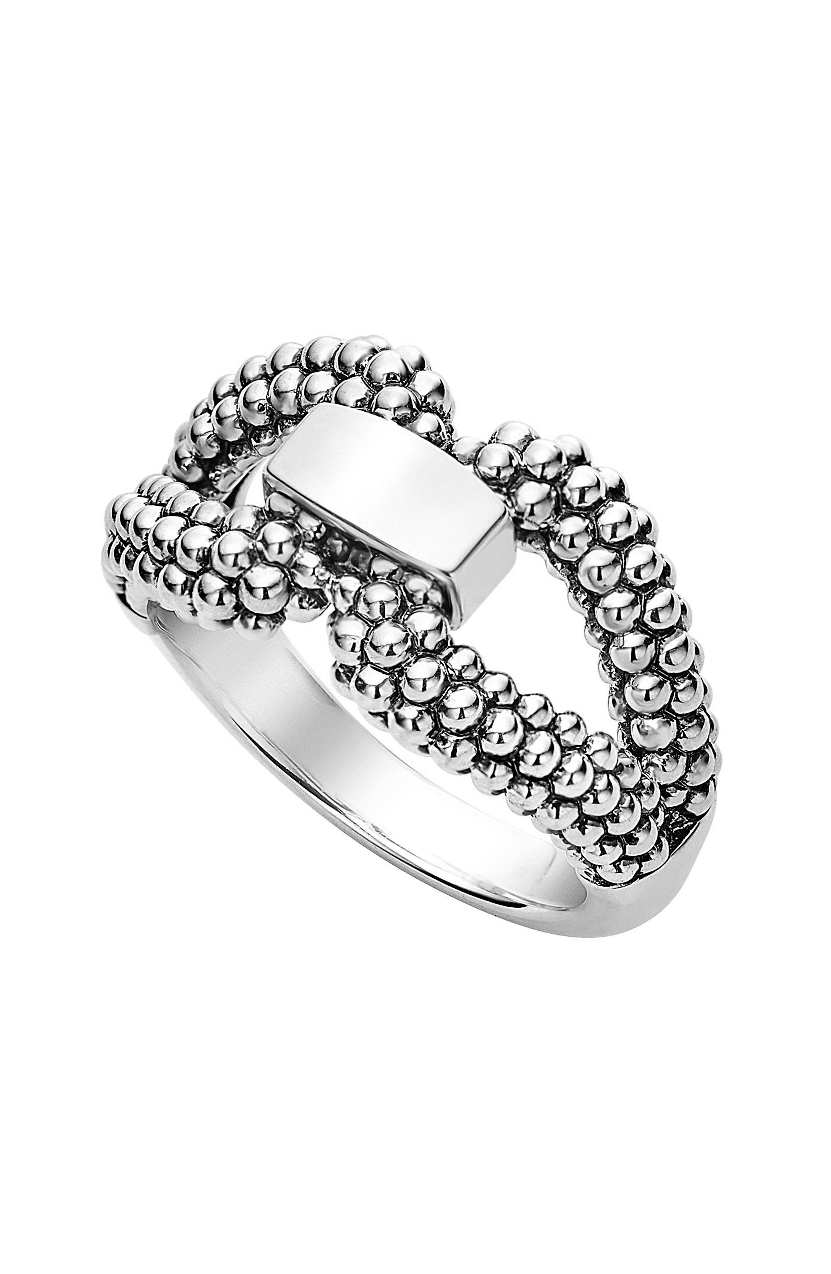 Derby Caviar Ring,                         Main,                         color, 040