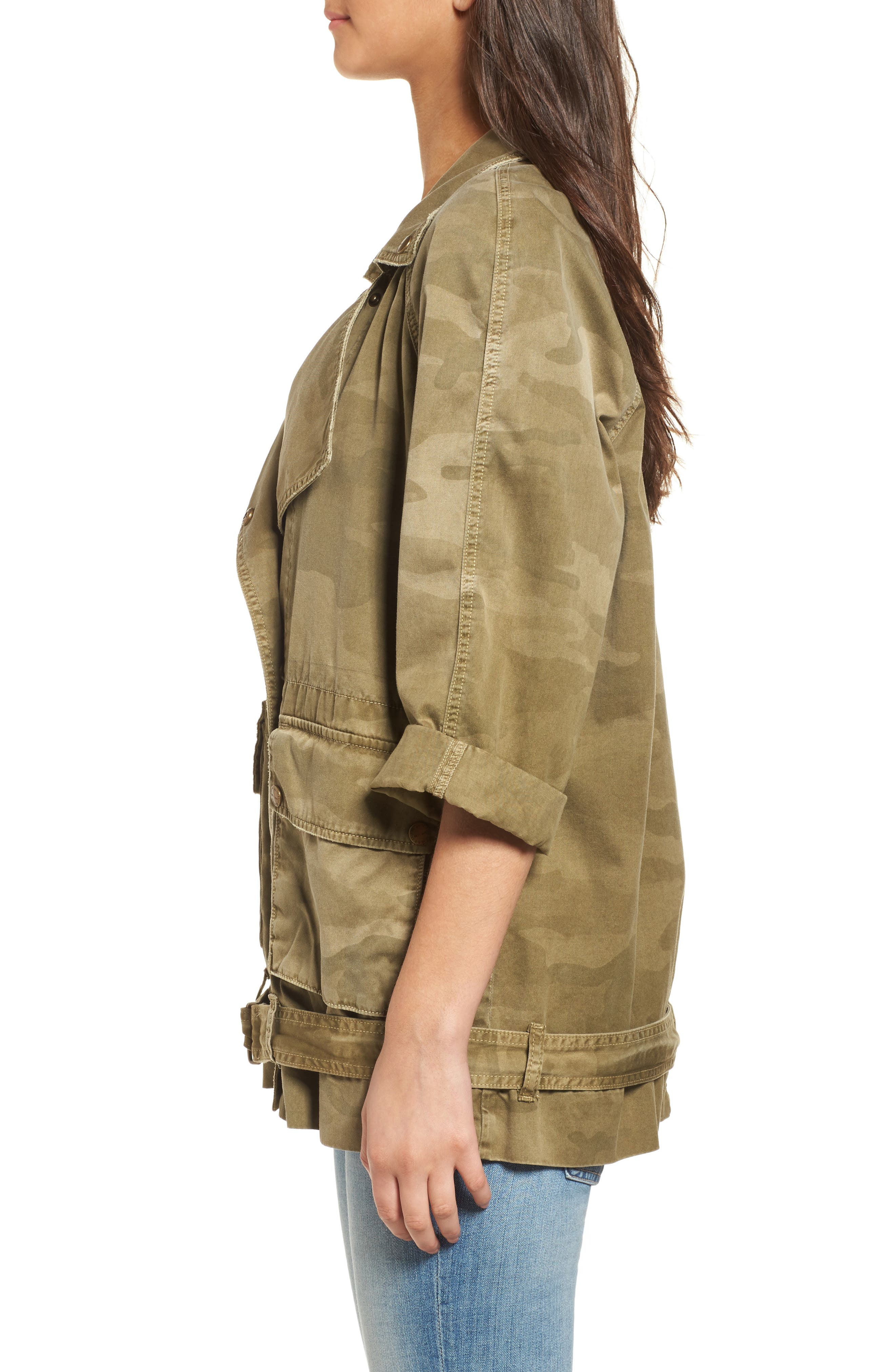 The Infantry Military Jacket,                             Alternate thumbnail 3, color,                             314