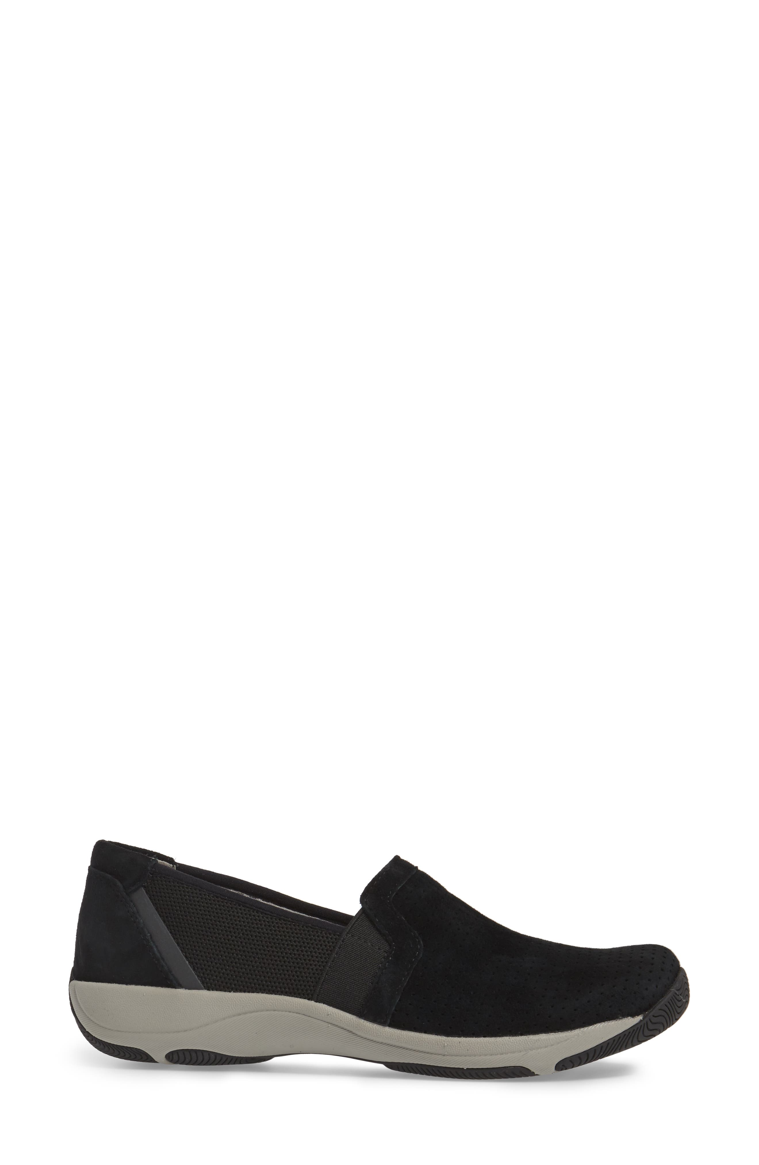 Halifax Collection Halle Slip-On Sneaker,                             Alternate thumbnail 7, color,