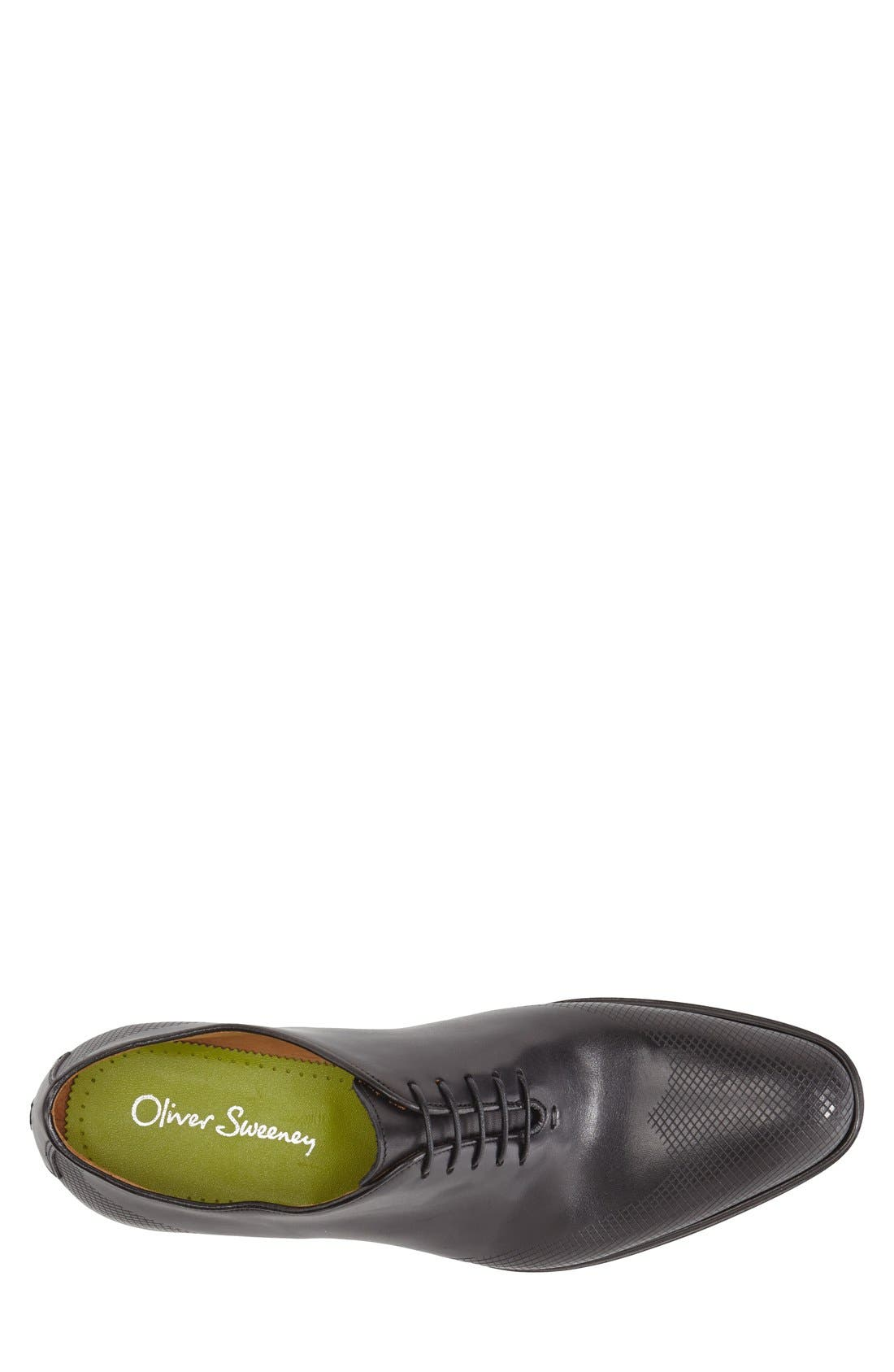 'Colladera' Wholecut Wingtip,                             Alternate thumbnail 4, color,                             001