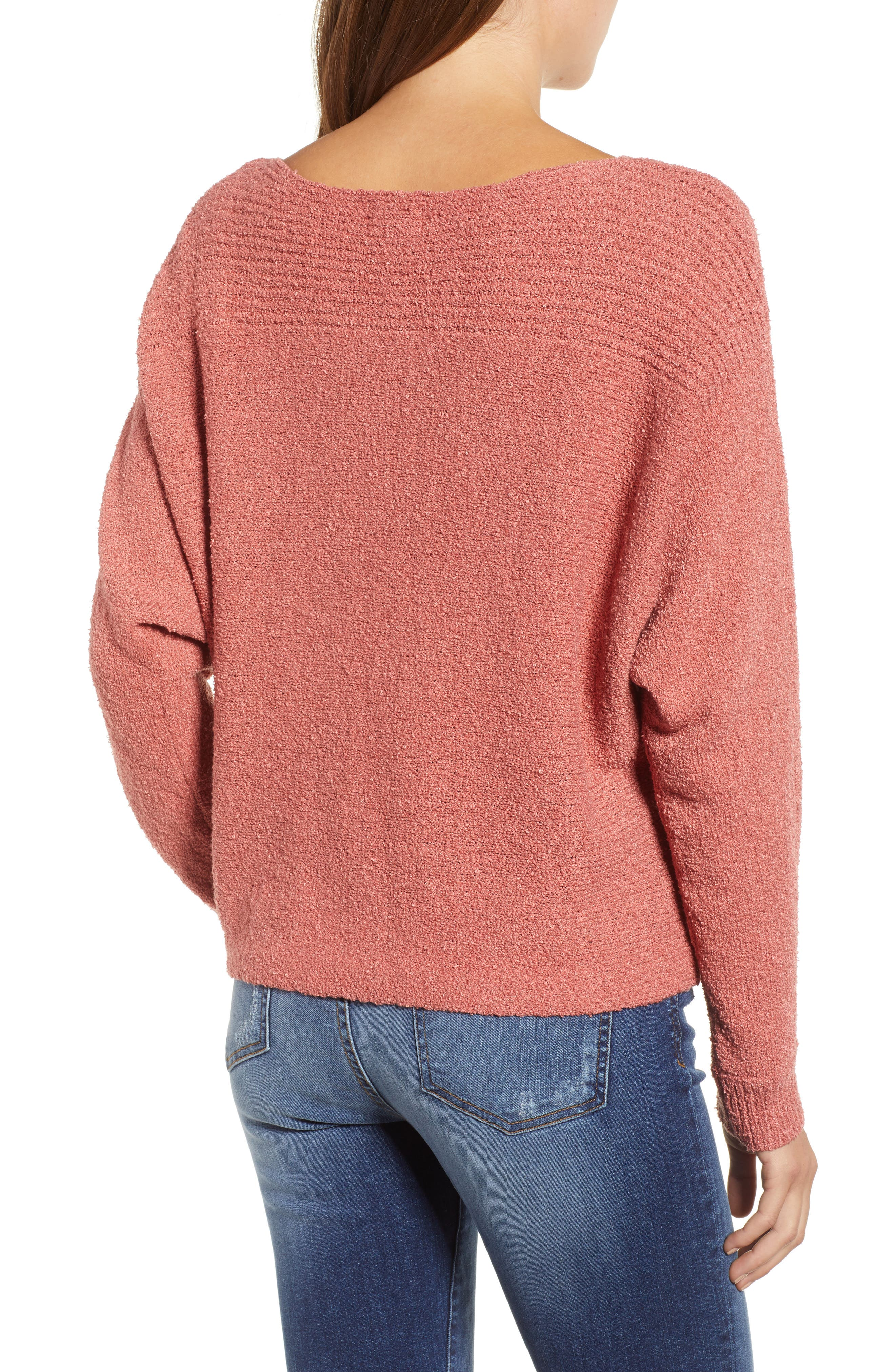 Calson<sup>®</sup> Dolman Sleeve Sweater,                             Alternate thumbnail 11, color,