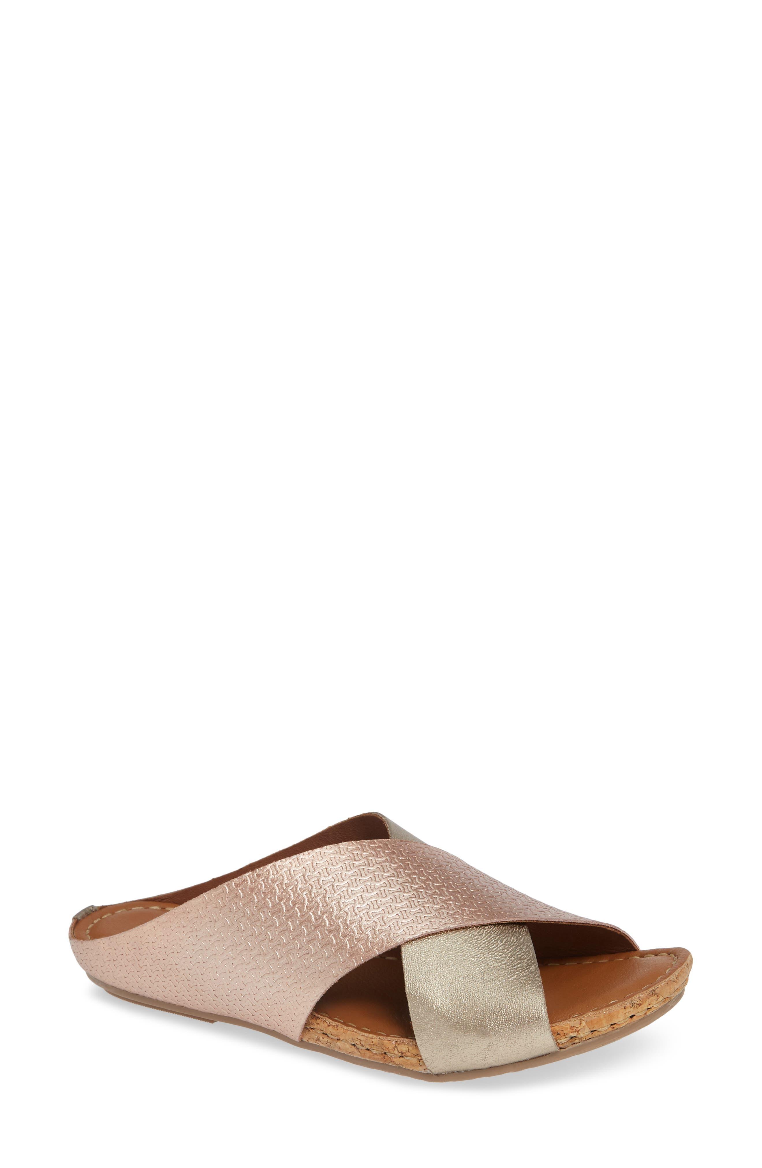 Klub Nico Gricia Slide Sandal, Pink