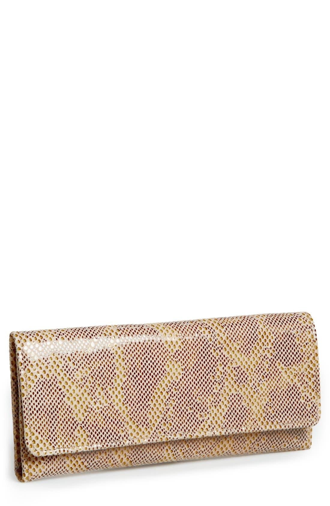 'Sadie' Leather Wallet,                             Main thumbnail 34, color,