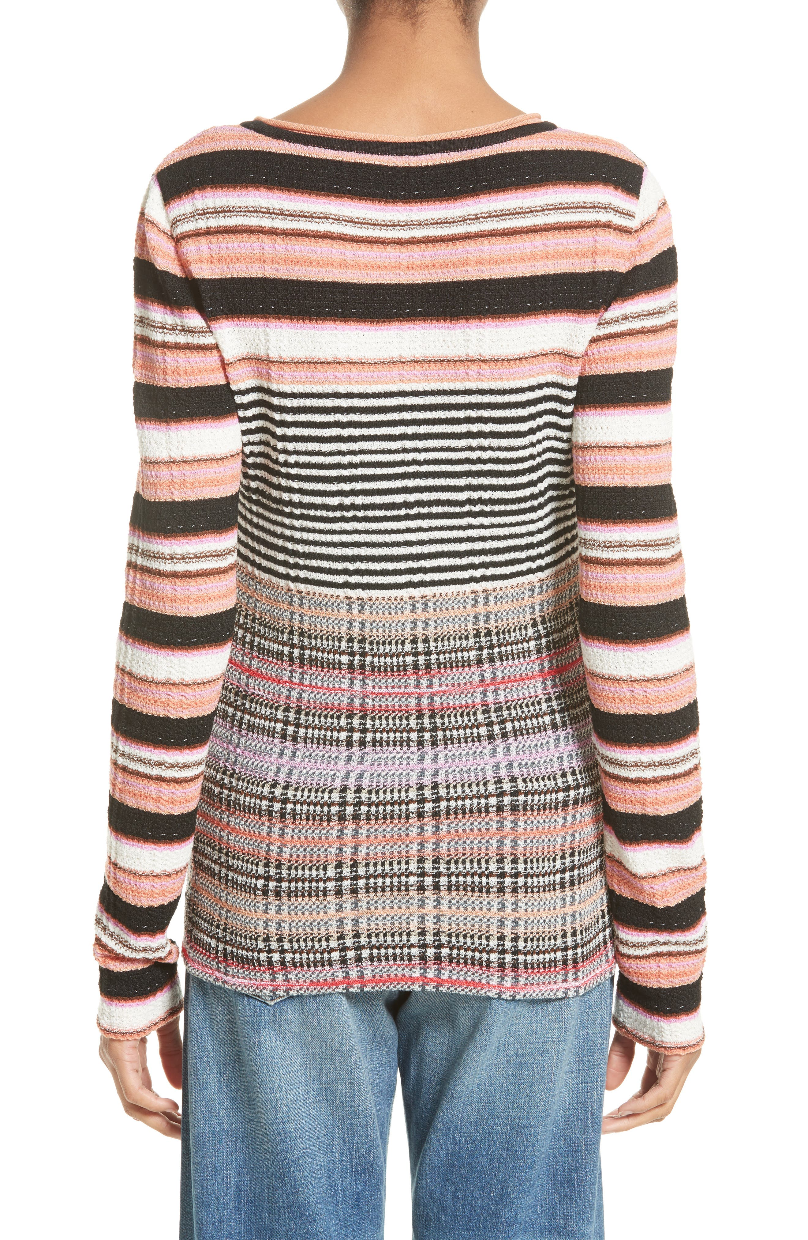 Wool Blend Sweater,                             Alternate thumbnail 2, color,                             650