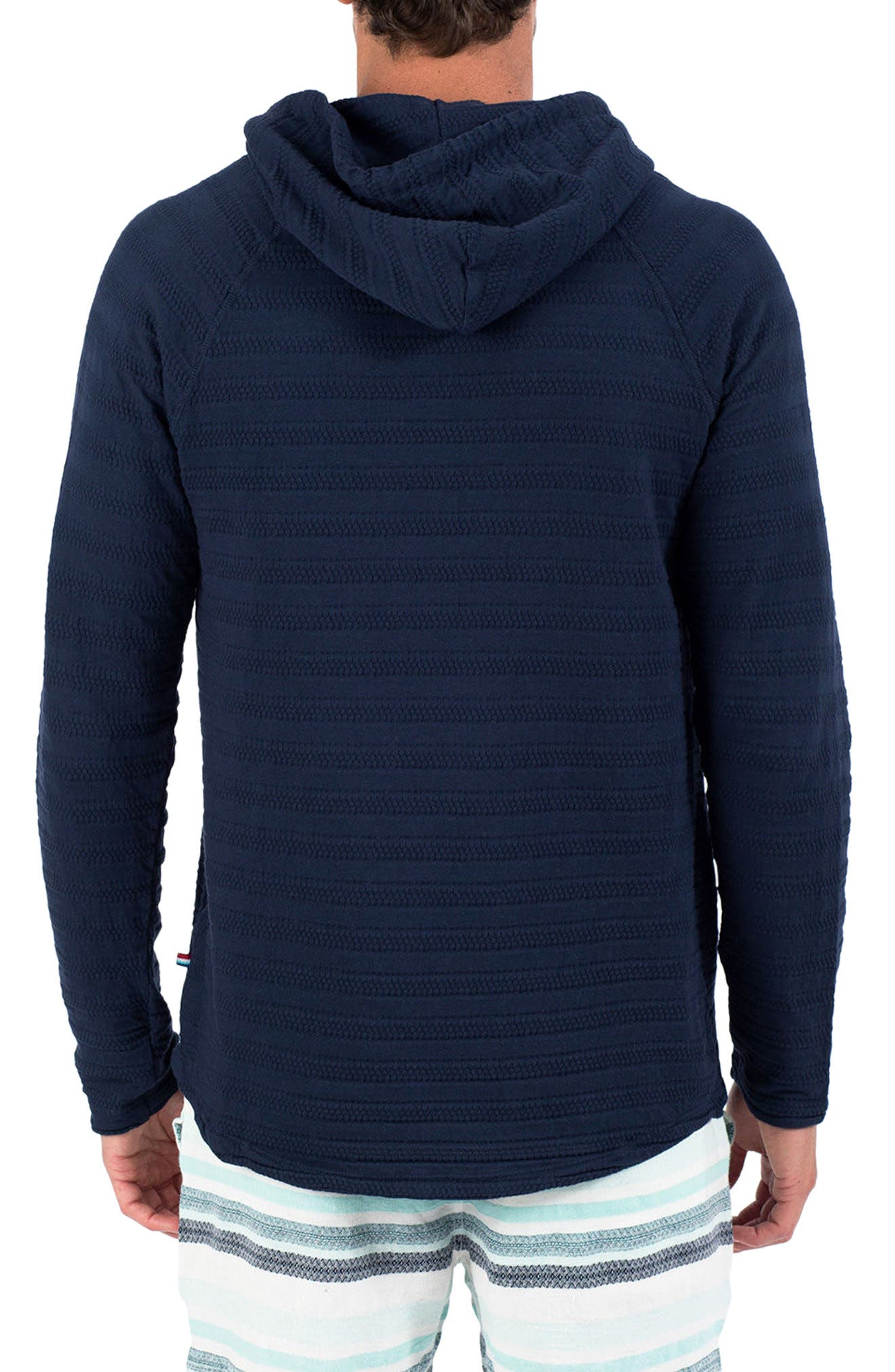 Finca Hoodie,                             Alternate thumbnail 2, color,                             INDIGO