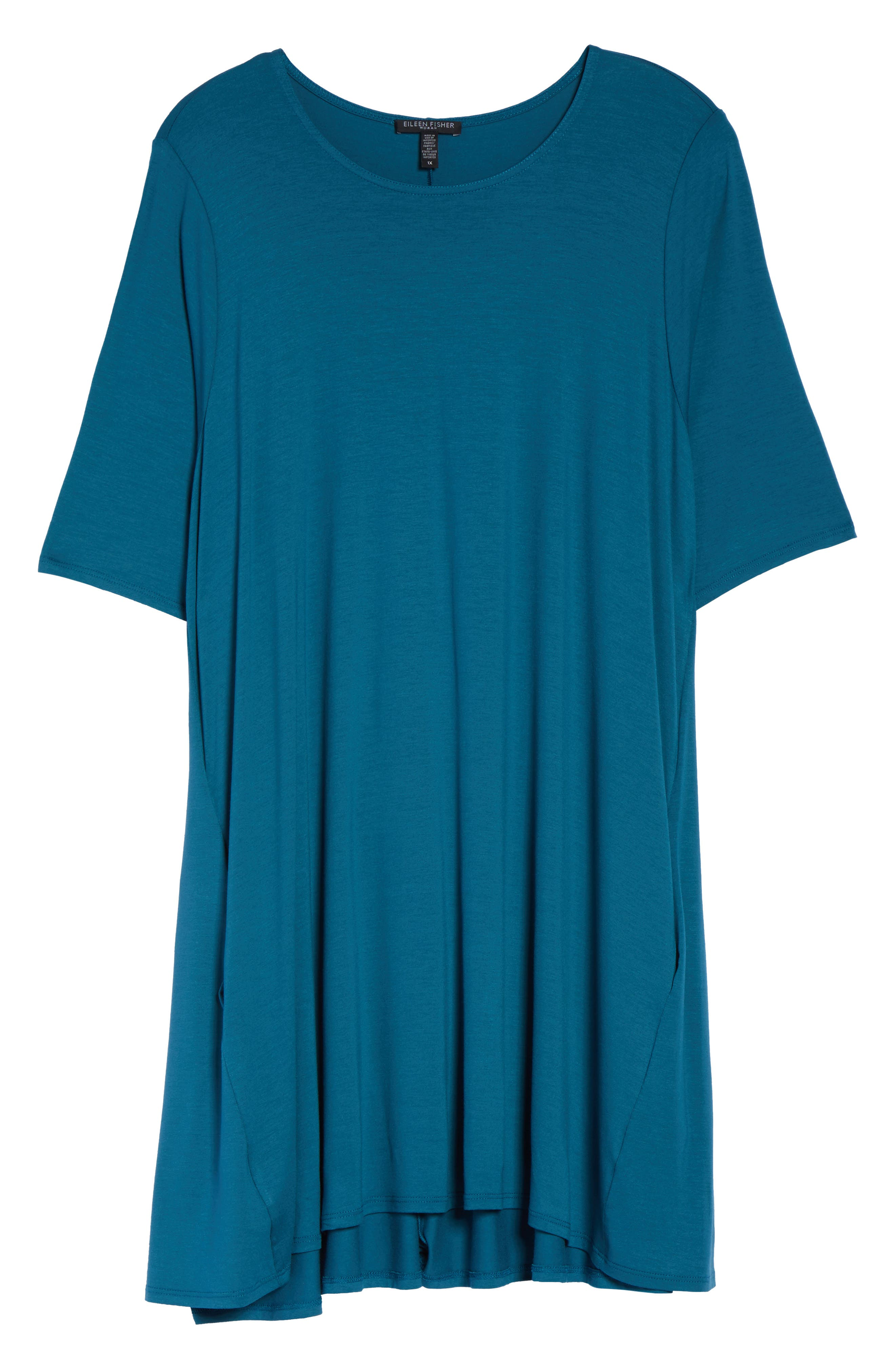Jersey Tunic,                             Alternate thumbnail 23, color,