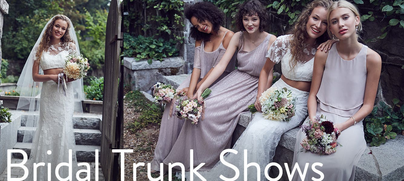 Bridal Trunk Shows | Nordstrom