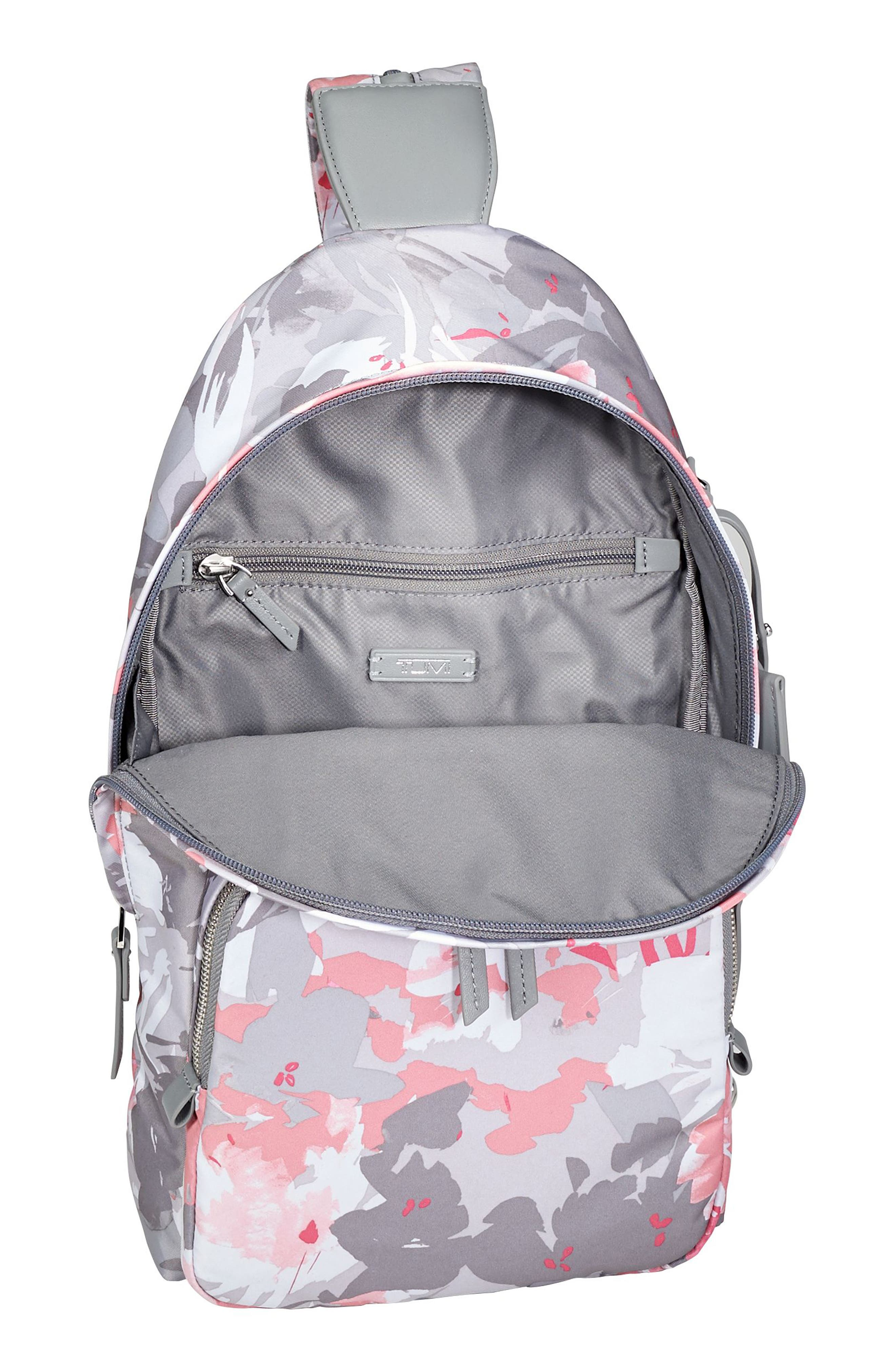 Nadia Convertible Backpack,                             Alternate thumbnail 4, color,                             020