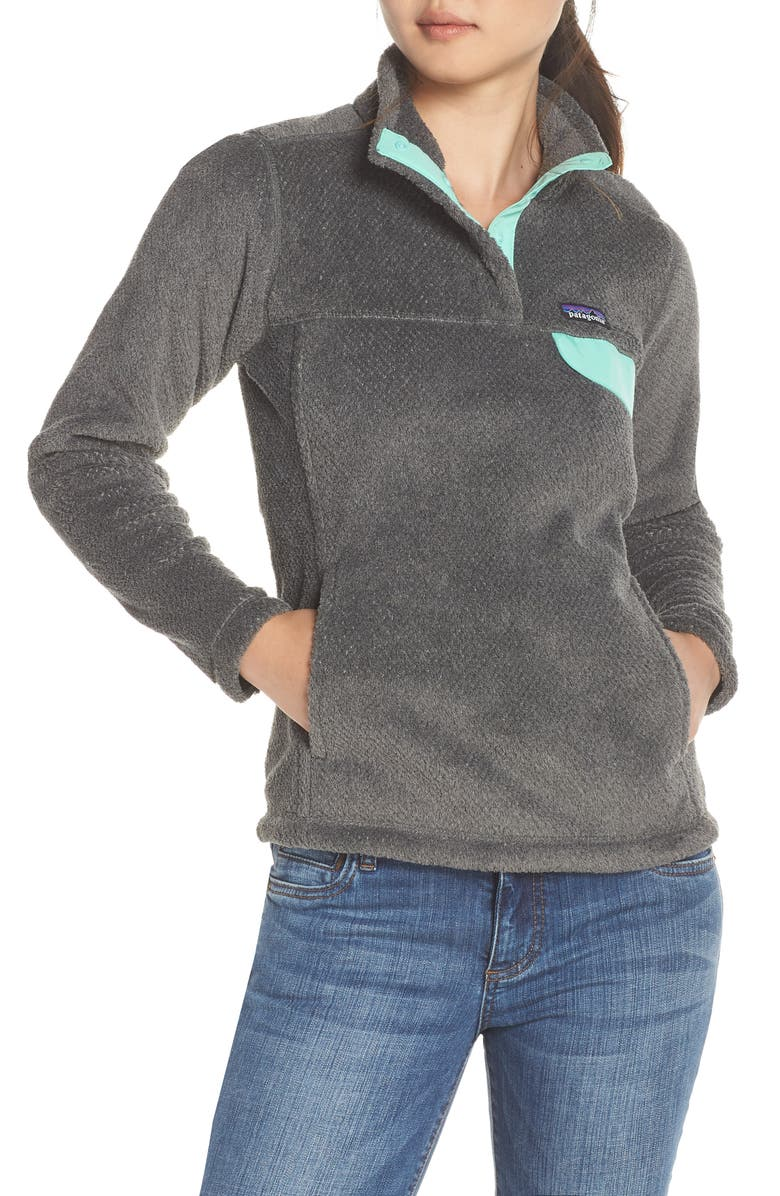 Patagonia RE-TOOL SNAP-T FLEECE PULLOVER