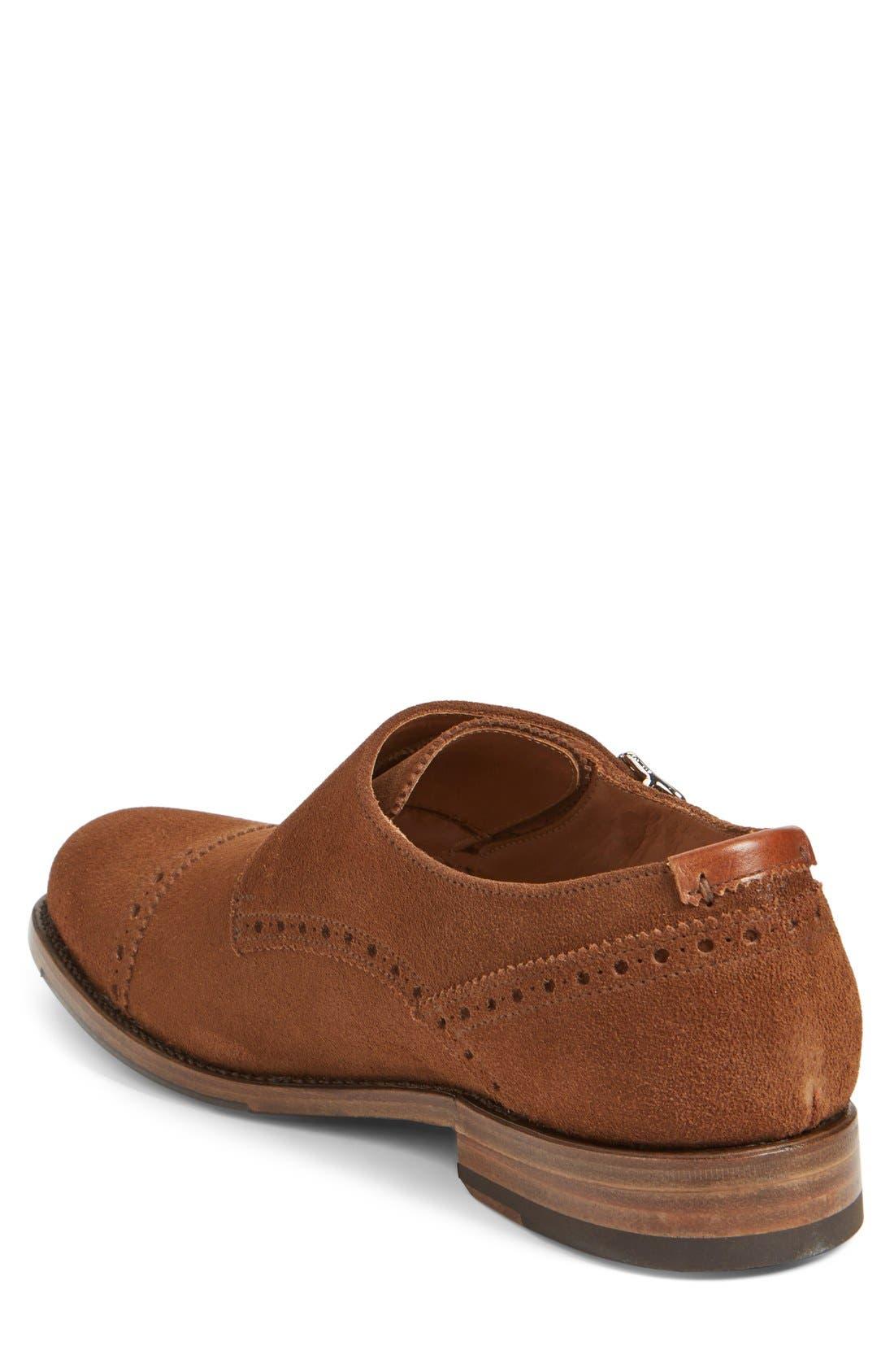 'Fallon' Weatherproof Monk Strap Shoe,                             Alternate thumbnail 14, color,