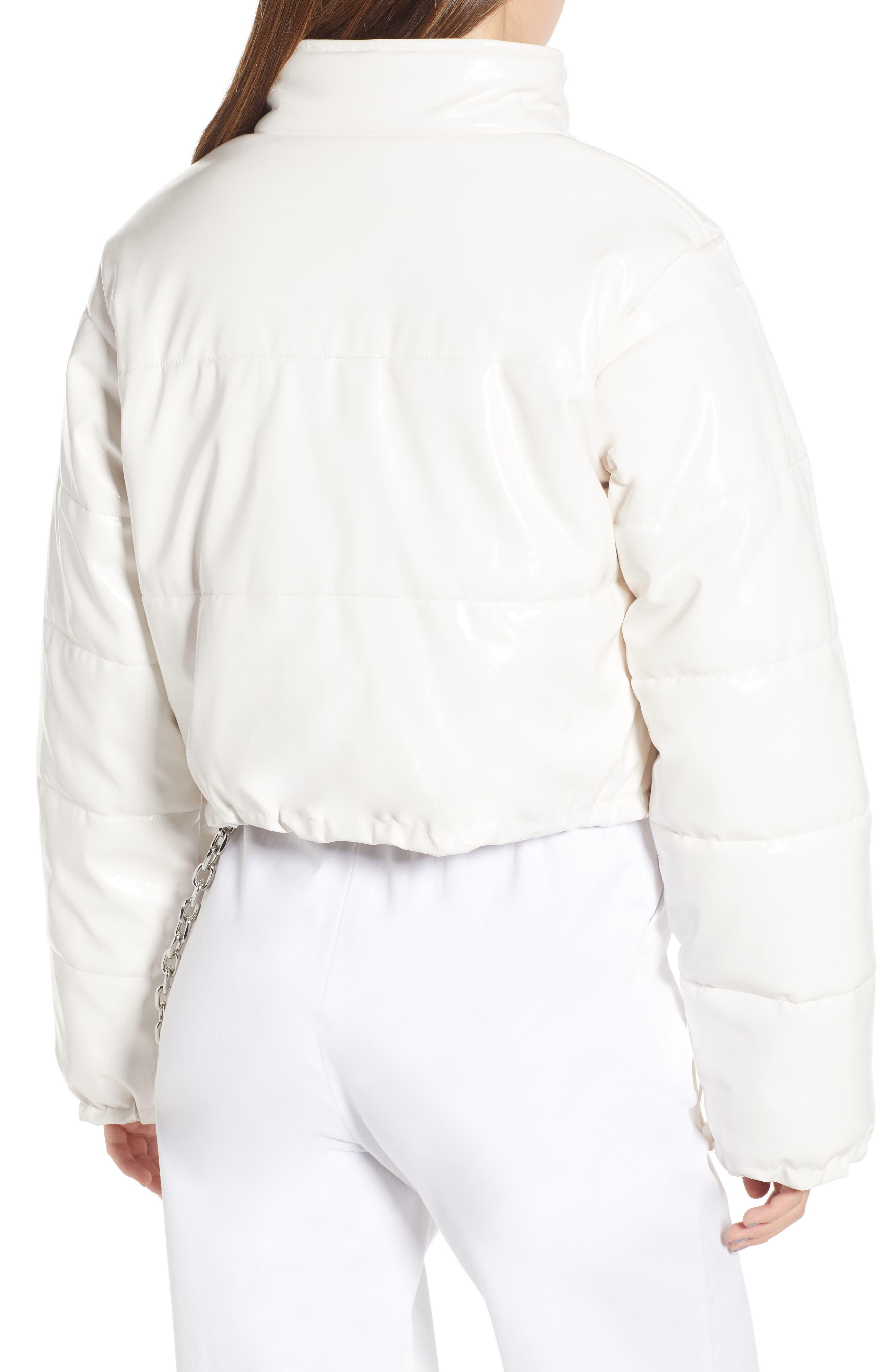 I.AM.GIA Road Warrior Jacket,                             Alternate thumbnail 2, color,                             WHITE