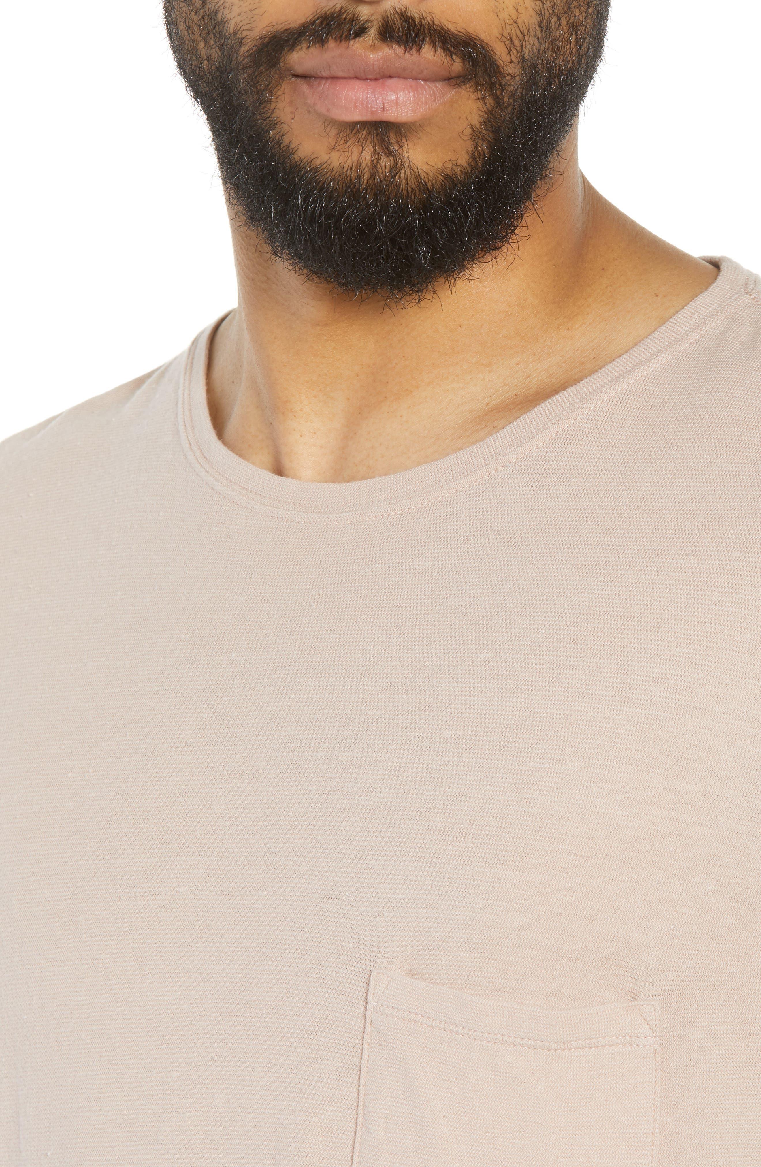 Collett Gauze T-Shirt,                             Alternate thumbnail 4, color,                             250