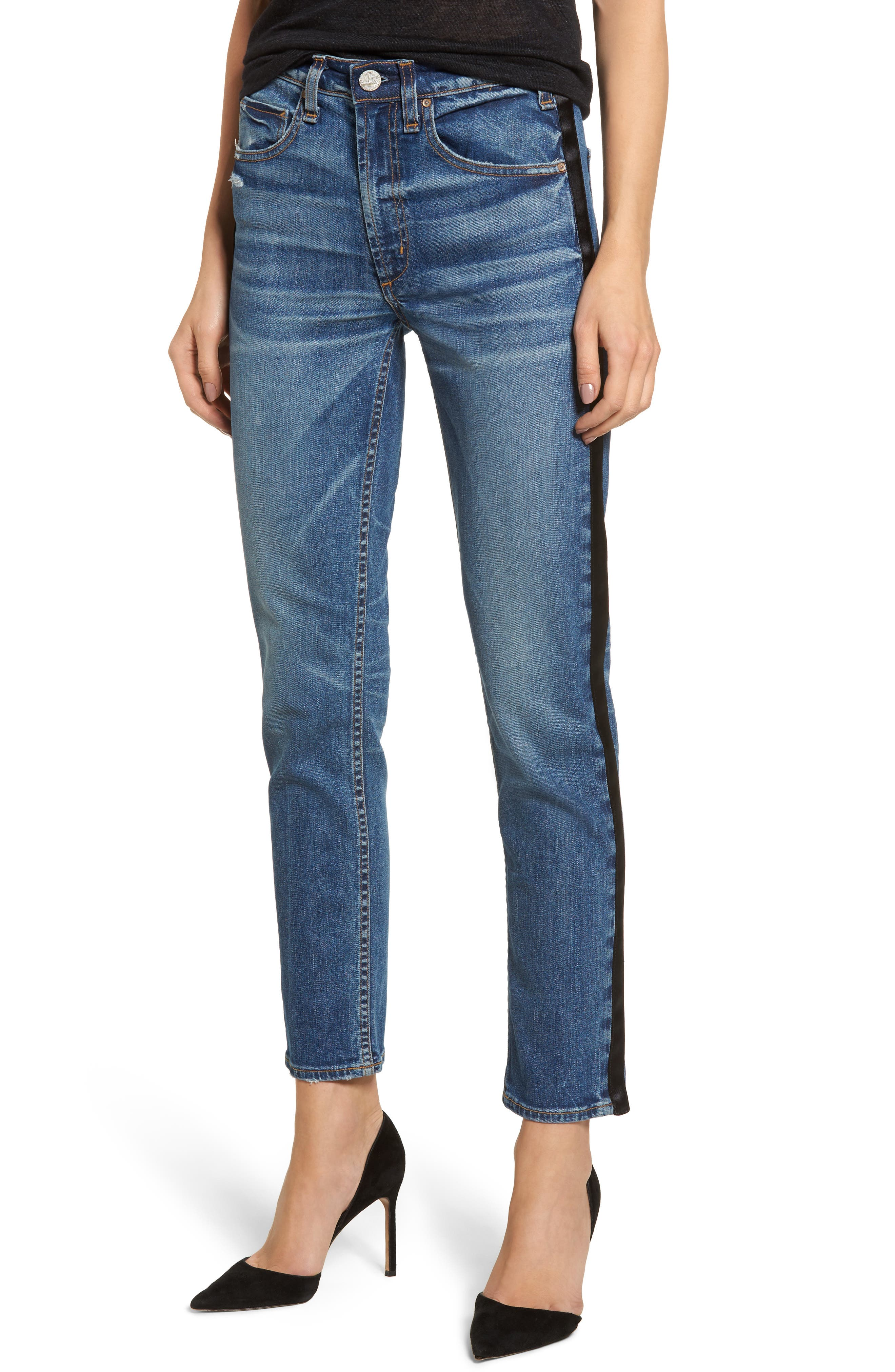 Vintage Slim Ankle Jeans,                         Main,                         color,