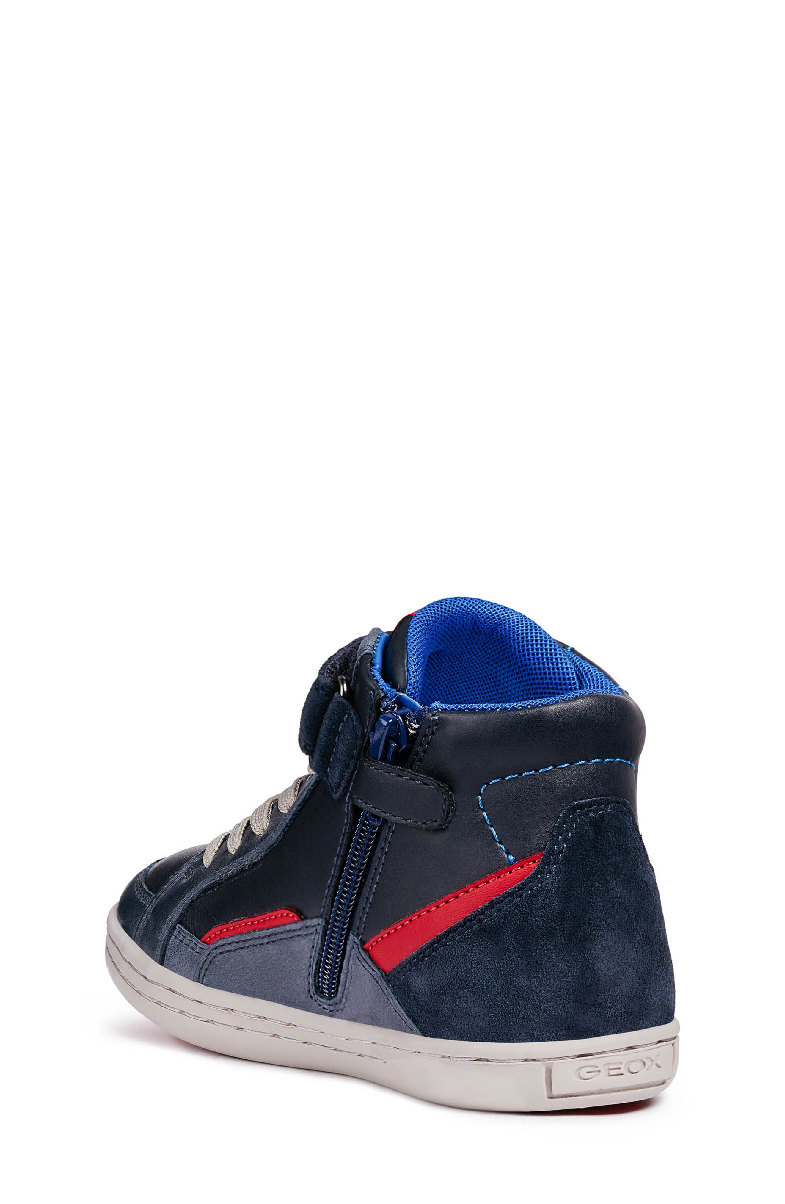 GEOX,                             Garcia Mid Sneaker,                             Alternate thumbnail 2, color,                             401