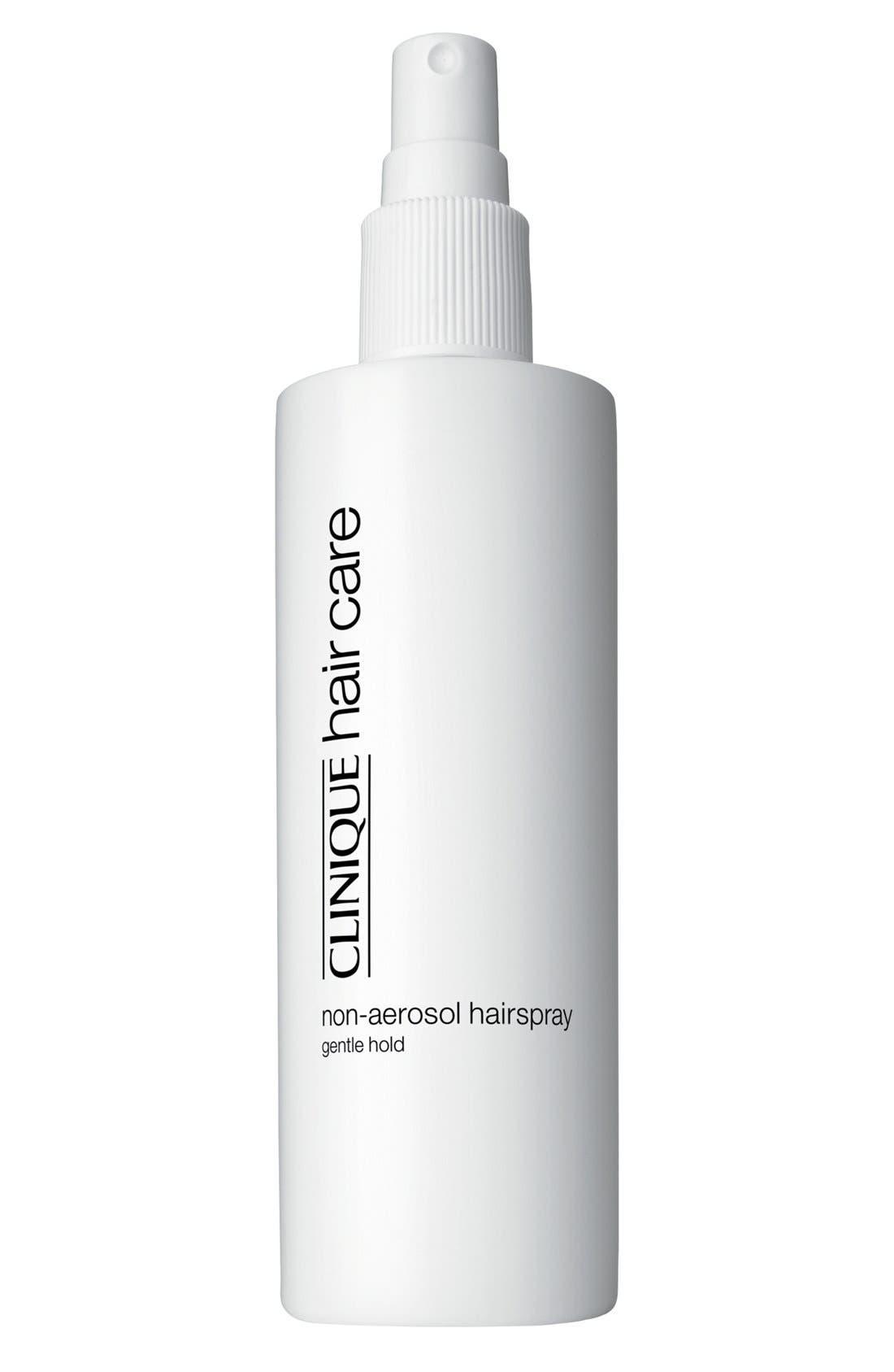 Non-Aerosol Hairspray,                         Main,                         color, NO COLOR