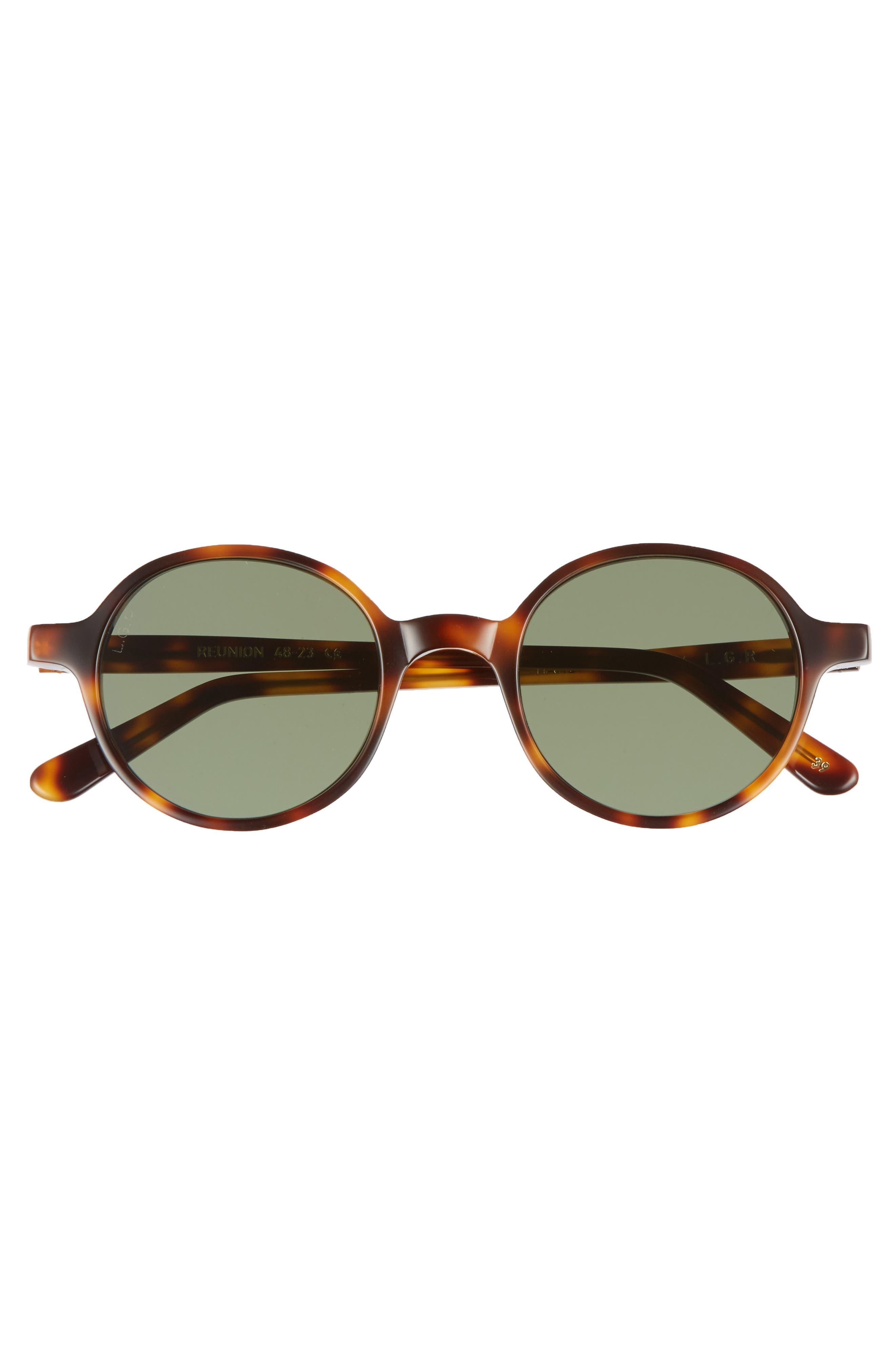 Reunion 48mm Sunglasses,                             Alternate thumbnail 2, color,                             200