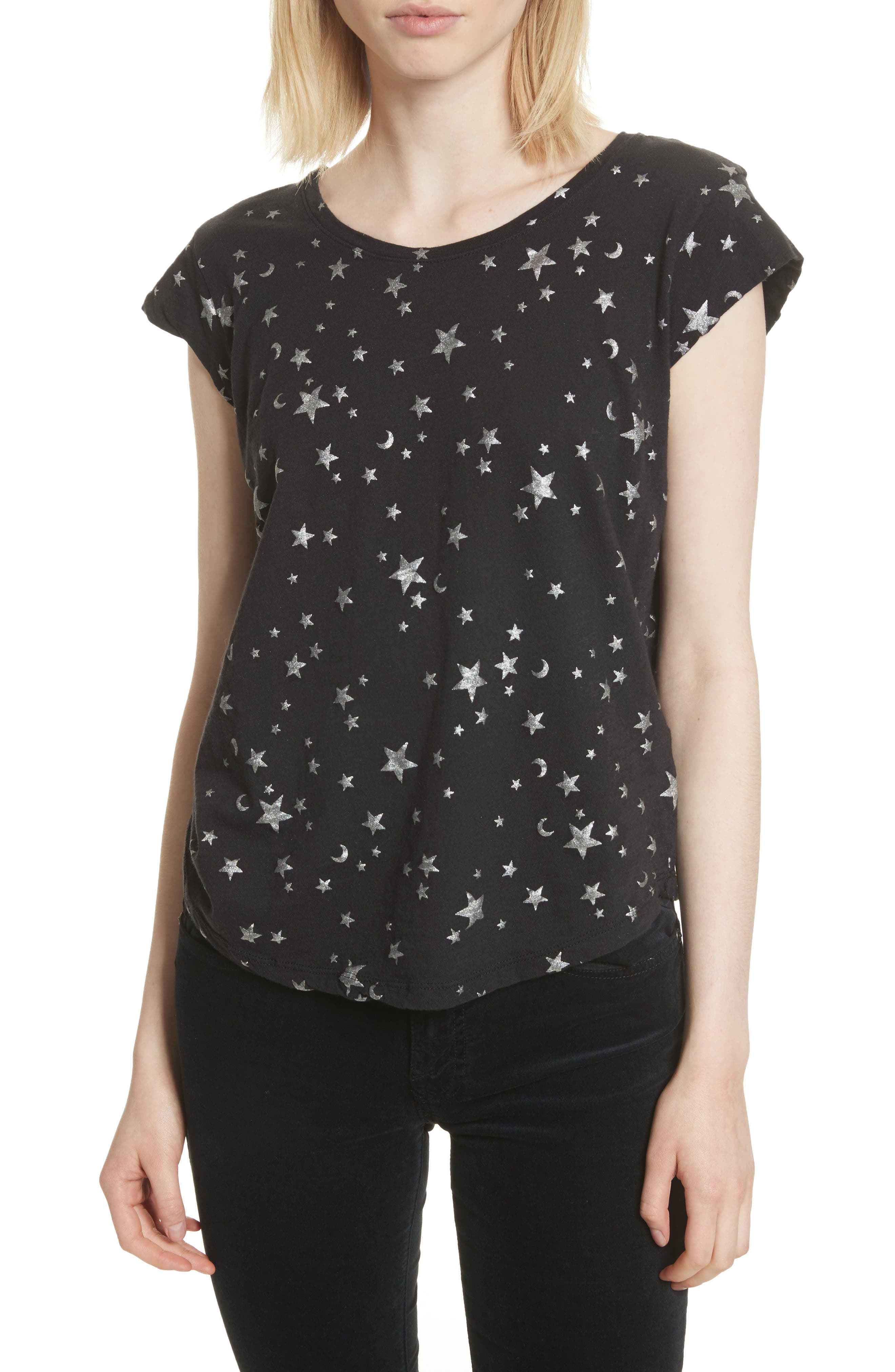 Dillon Embroidered Tee,                         Main,                         color, 006