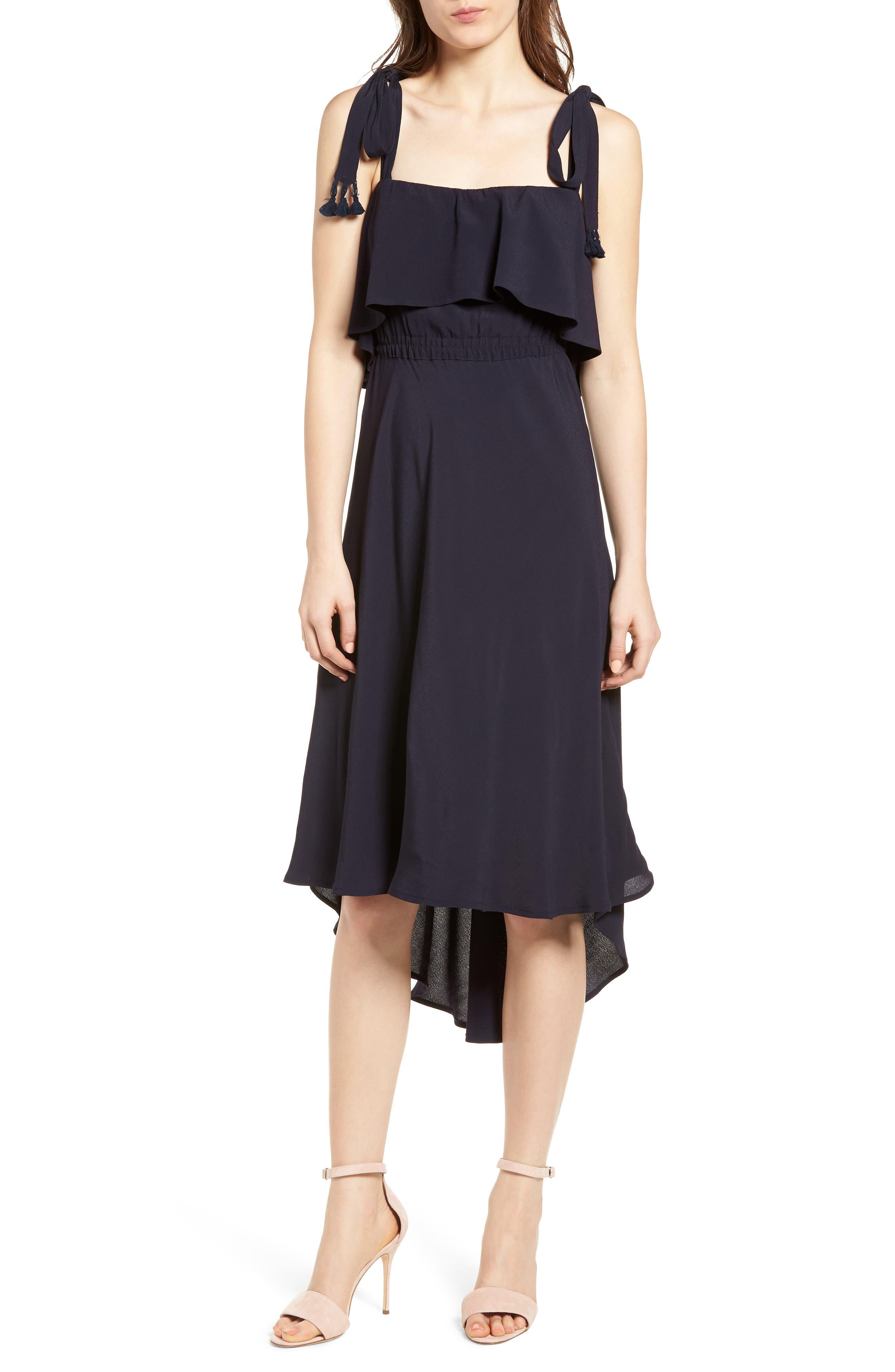 Still Wild Dress,                         Main,                         color, 410
