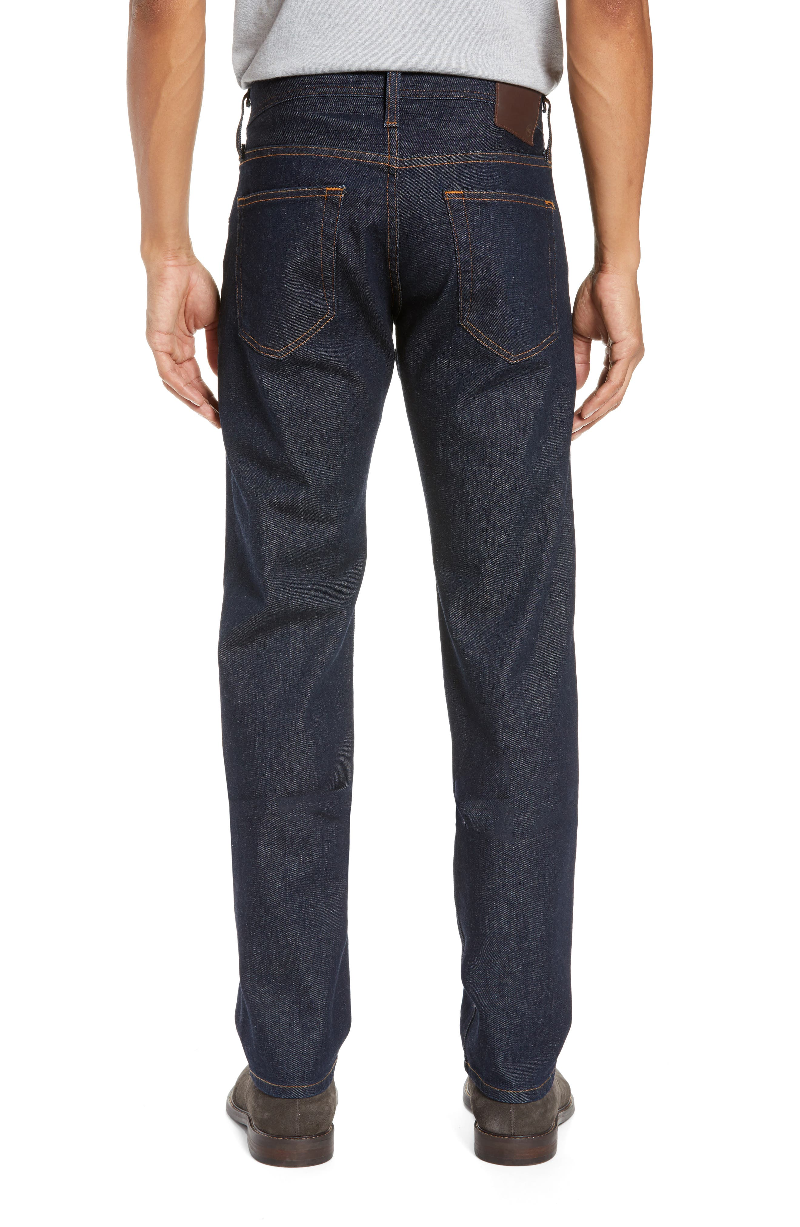 Tellis Slim Fit Jeans,                             Alternate thumbnail 2, color,                             PARTRIDGE