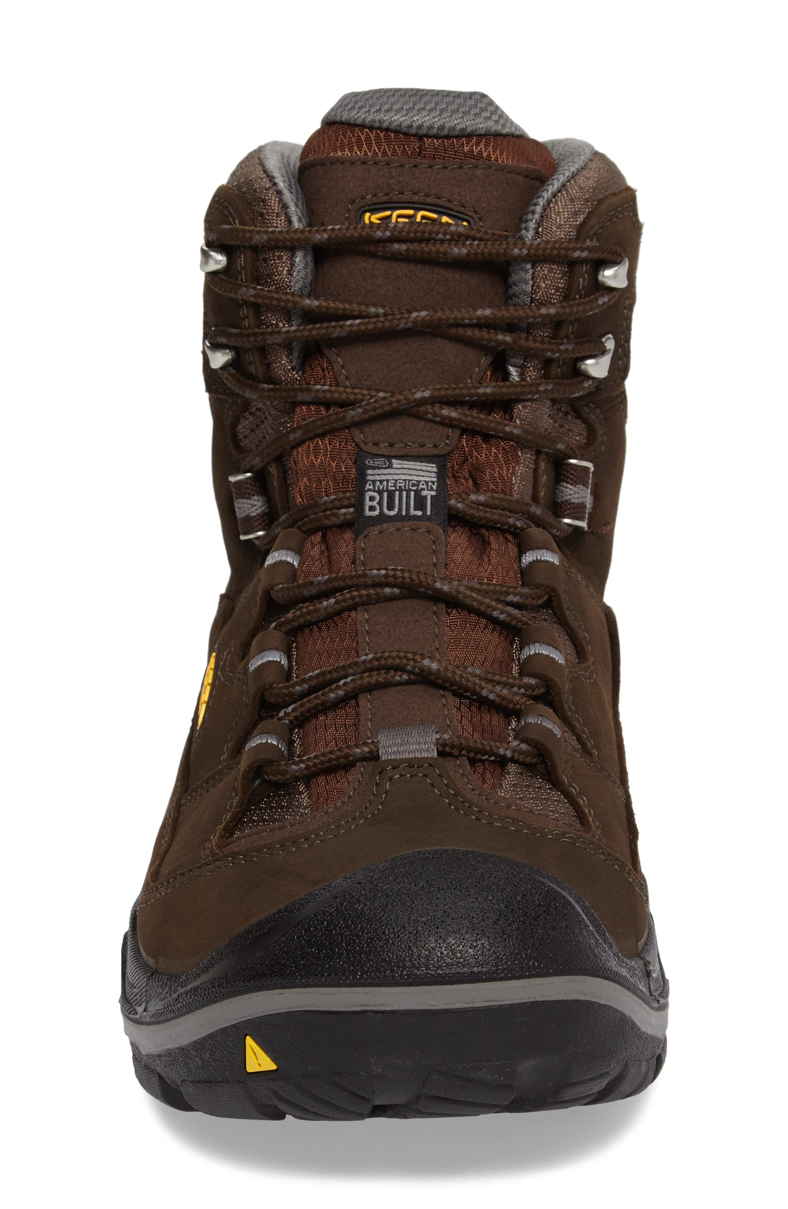 Durand Mid Waterproof Hiking Boot,                             Alternate thumbnail 4, color,                             211