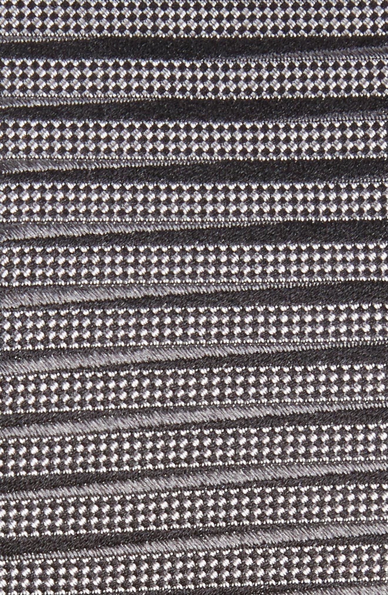 Brewer Stripe Silk Tie,                             Alternate thumbnail 2, color,                             010