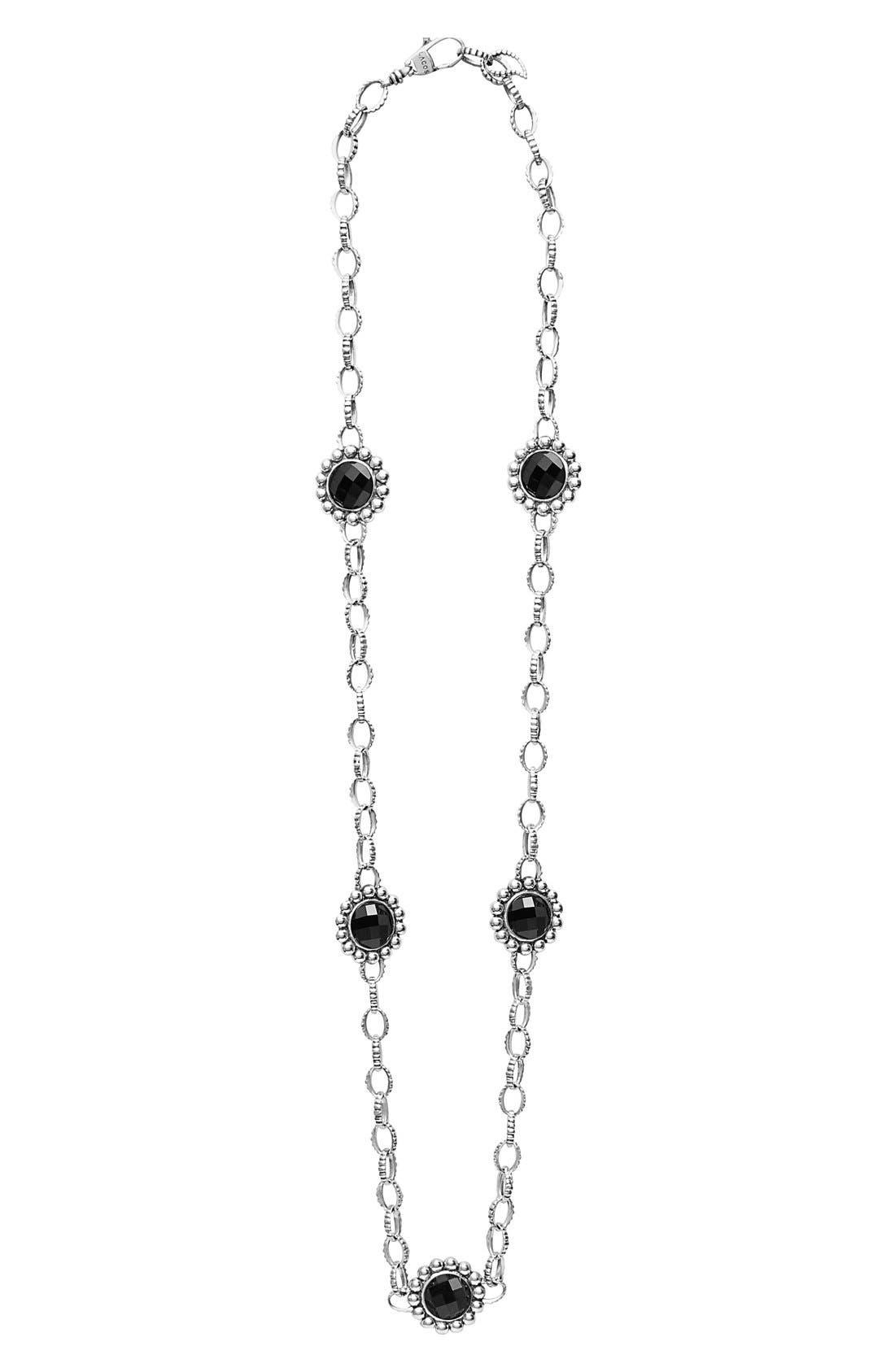 'Maya' Station Necklace,                             Main thumbnail 1, color,                             001