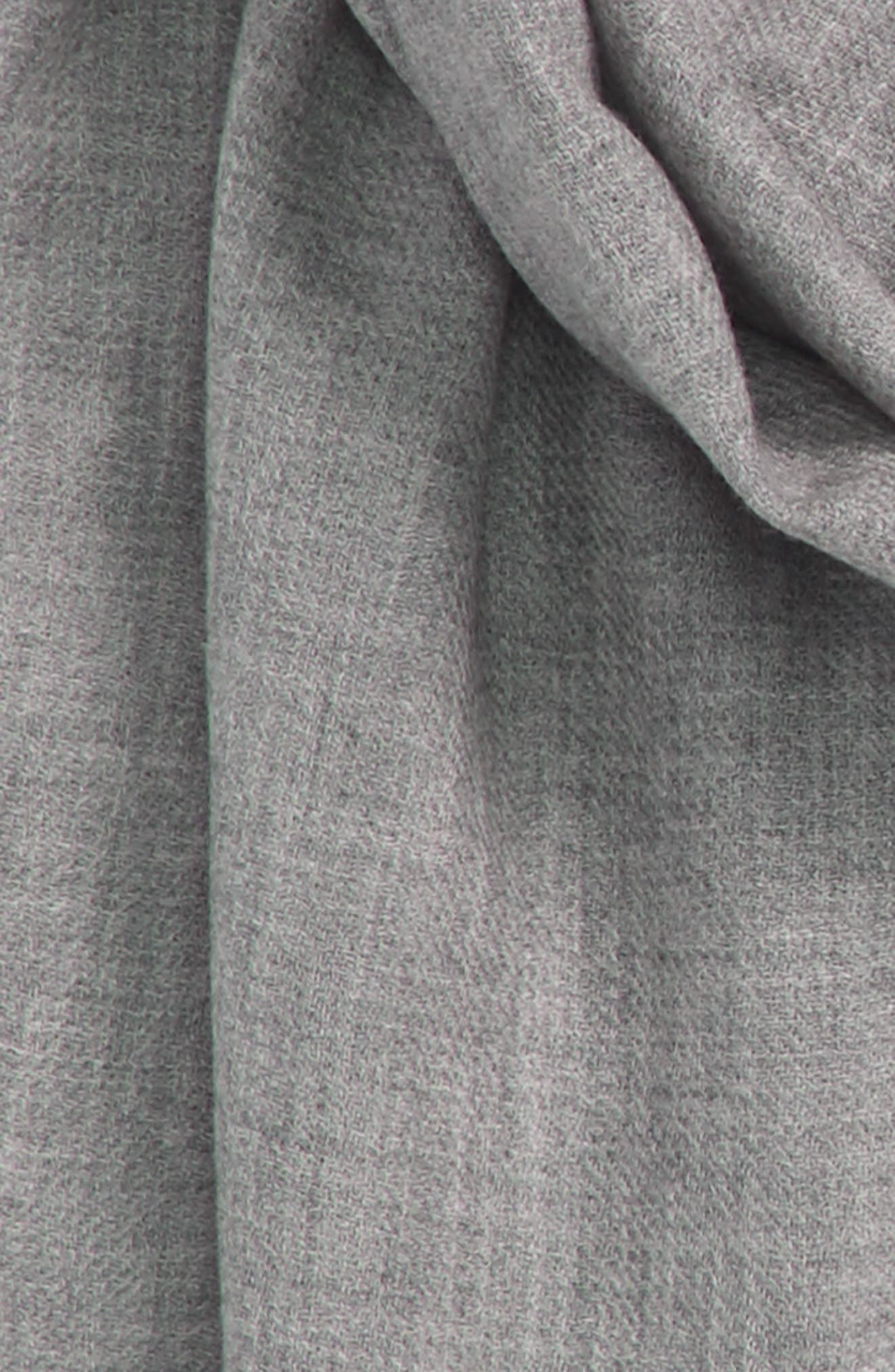Tissue Weight Wool & Cashmere Scarf,                             Alternate thumbnail 222, color,