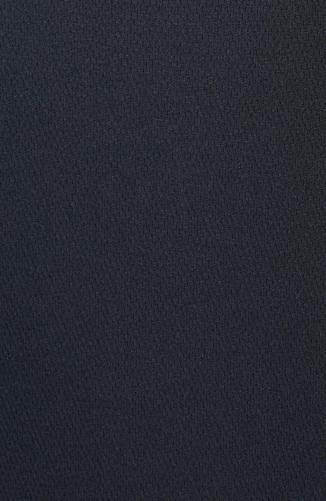 Pittsburgh Steelers - Edge DryTec Moisture Wicking Half Zip Pullover,                             Alternate thumbnail 3, color,                             001