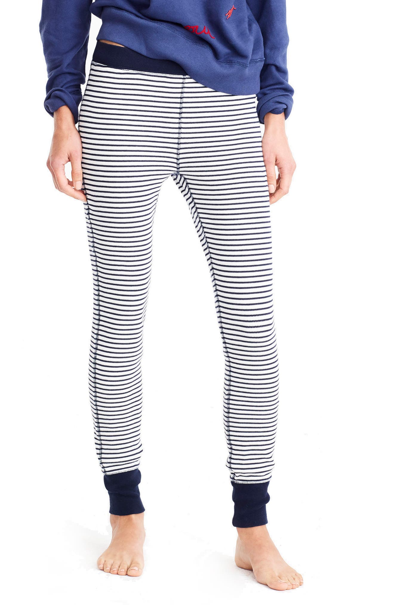 Waffle Knit Leggings,                         Main,                         color, 400
