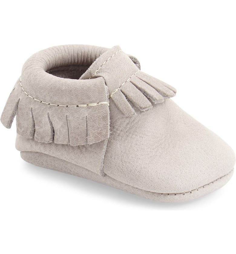 Leather Moccasin ...