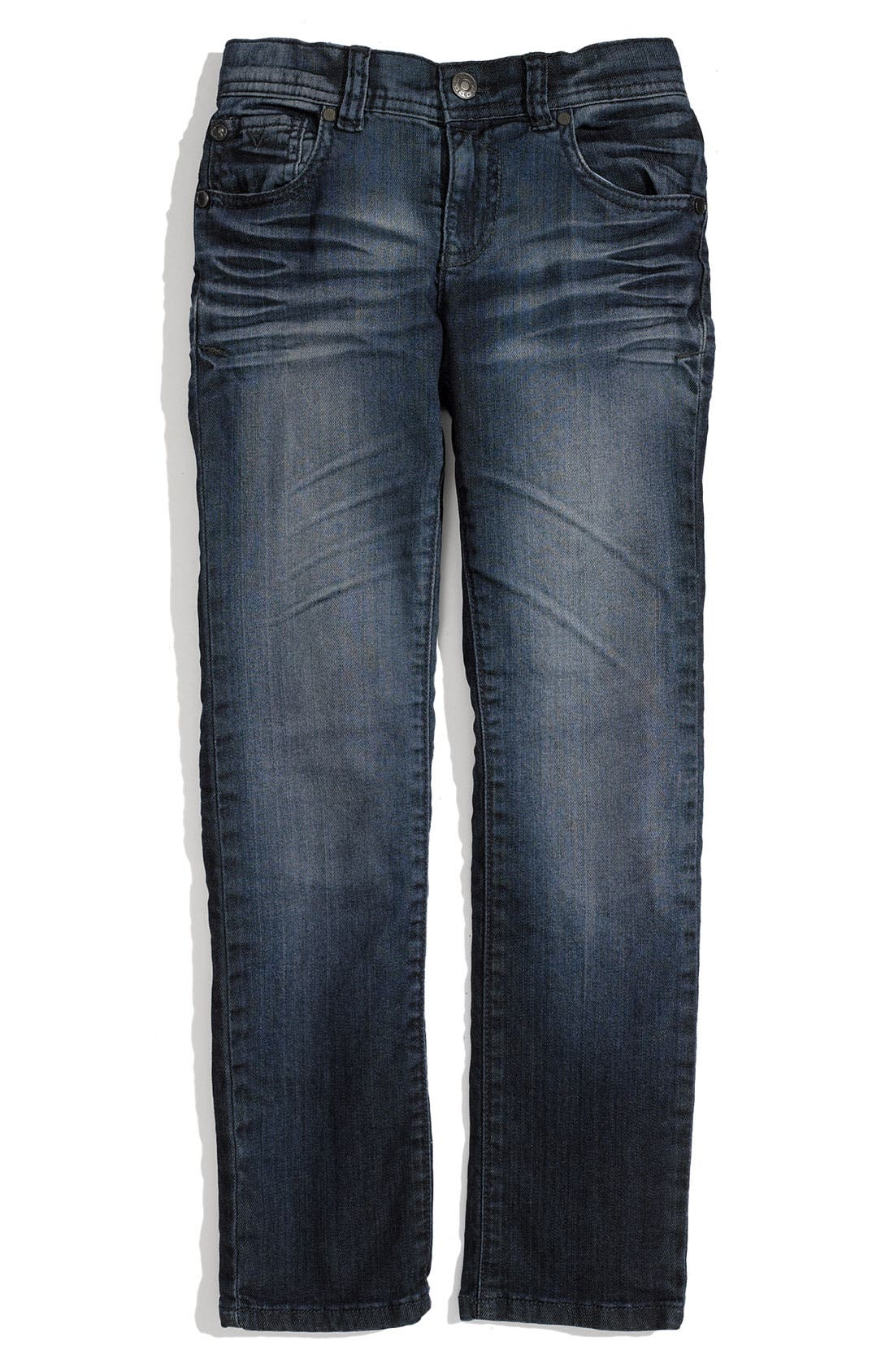 Skinny Stretch Jeans,                             Alternate thumbnail 2, color,                             420