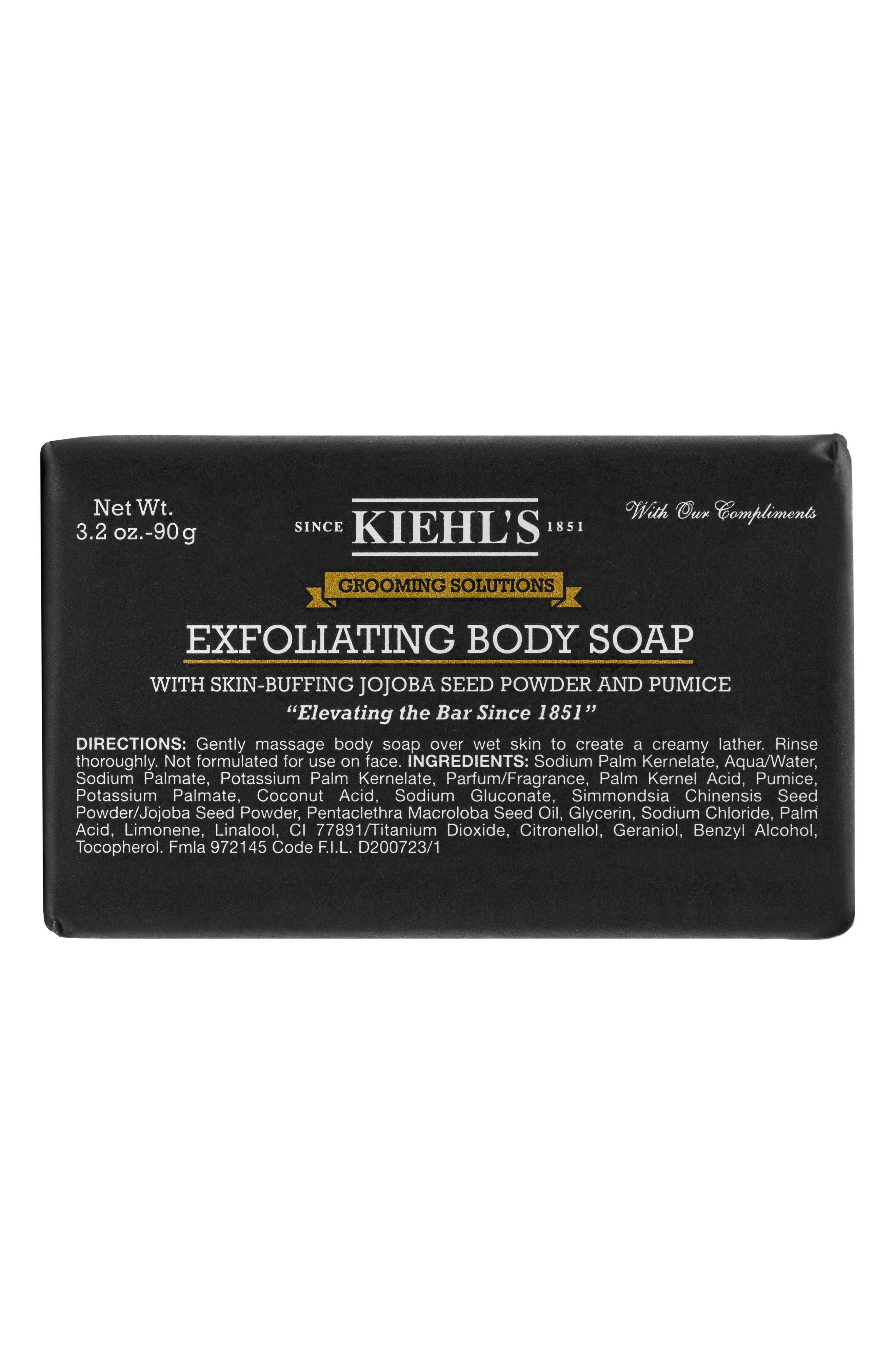 Grooming Solutions Bar Soap,                             Main thumbnail 1, color,                             NO COLOR