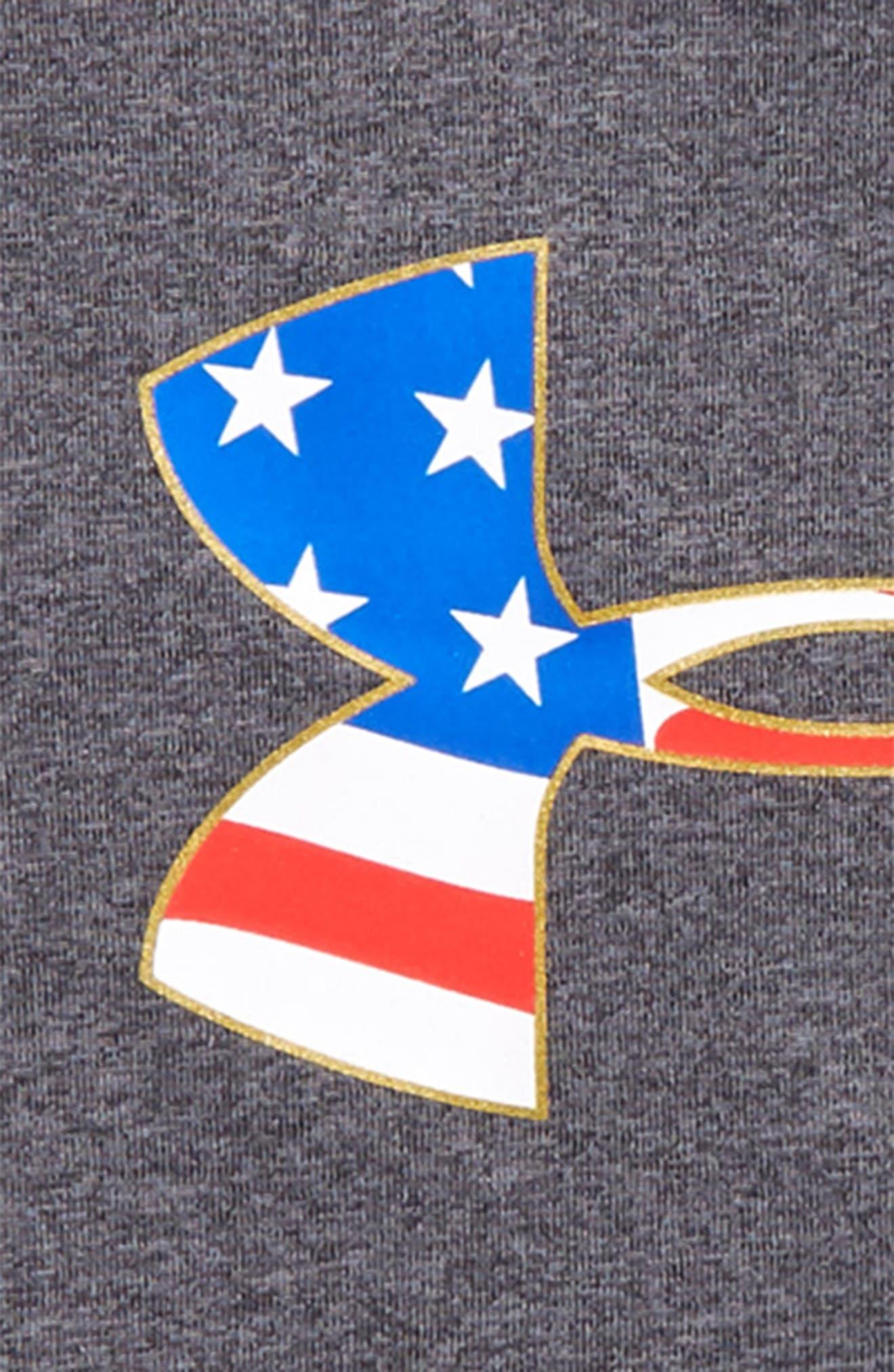 Americana Logo Graphic T-Shirt,                             Alternate thumbnail 2, color,                             020