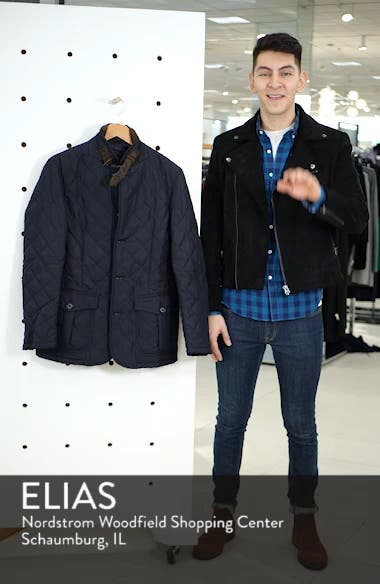 Lutz Quilted Jacket, sales video thumbnail
