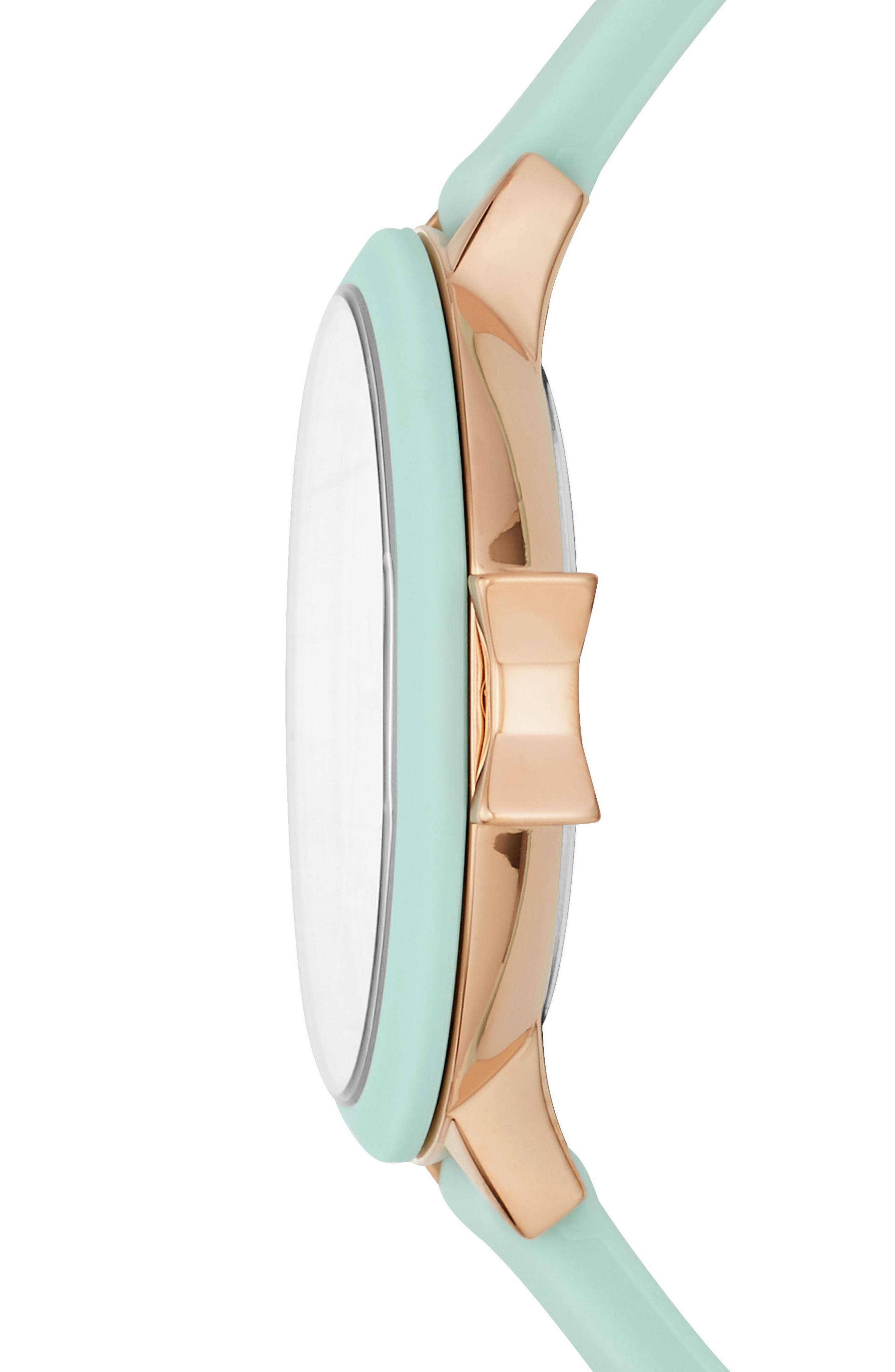 park row silicone strap watch, 34mm,                             Alternate thumbnail 24, color,