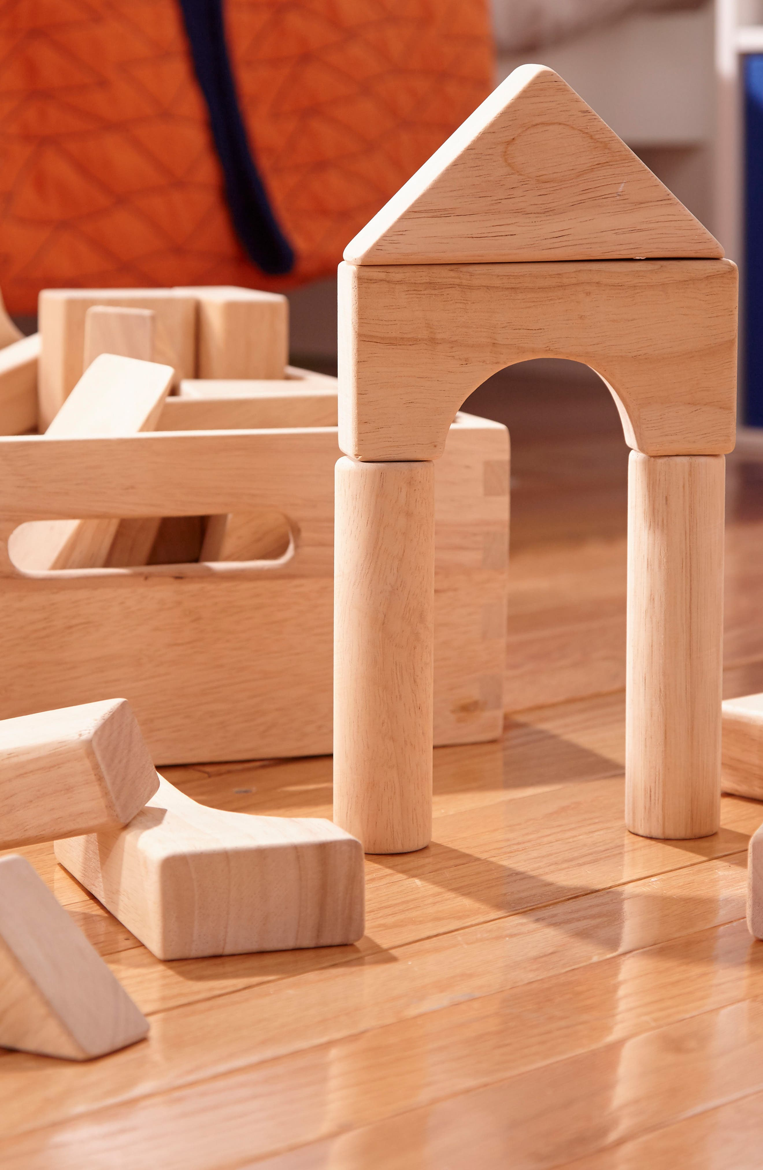 'Standard Unit' Block Play Set,                             Alternate thumbnail 4, color,                             960