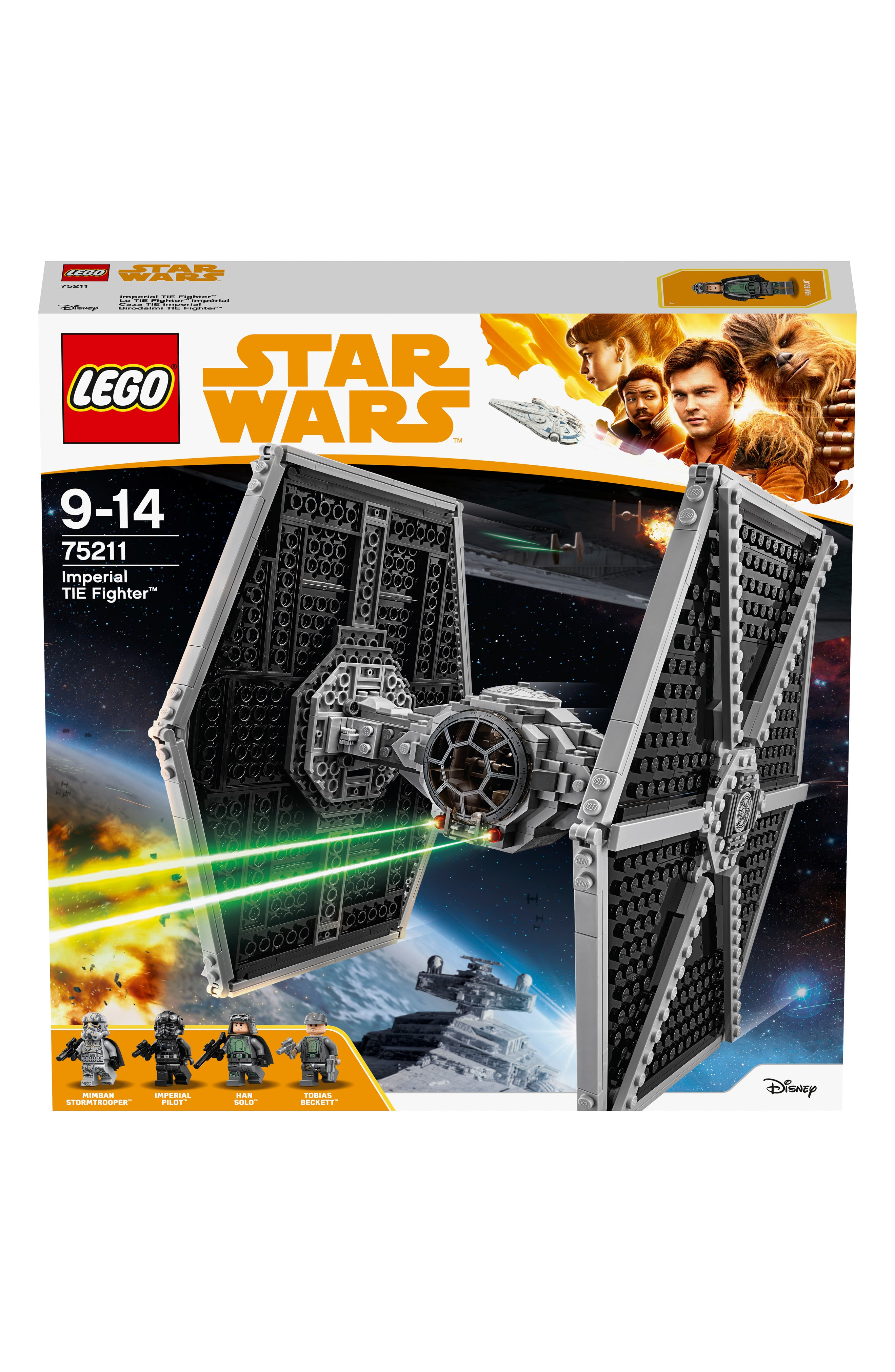 Star Wars<sup>®</sup> Imperial Tie Fighter - 75211,                             Alternate thumbnail 2, color,                             960