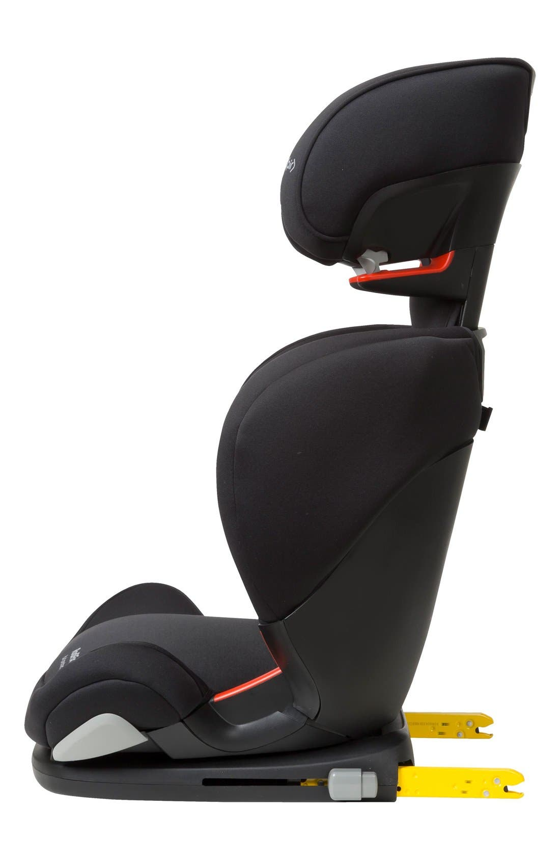 RodiFix Booster Car Seat,                             Alternate thumbnail 7, color,