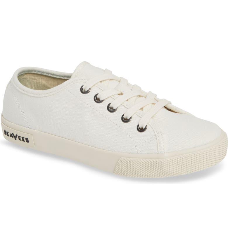 Monterey Standard Sneaker,                         Main,                         color, BLEACH CANVAS