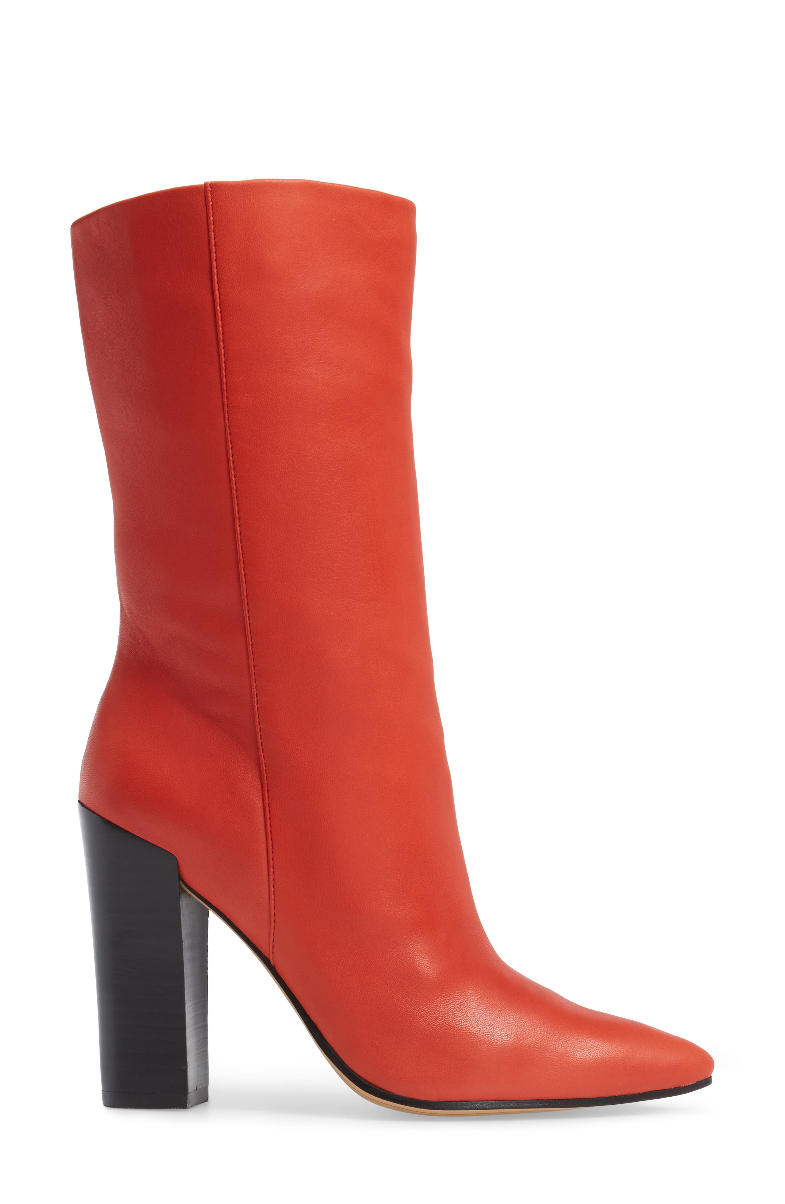 Ethan Pointy Toe Bootie,                             Alternate thumbnail 11, color,