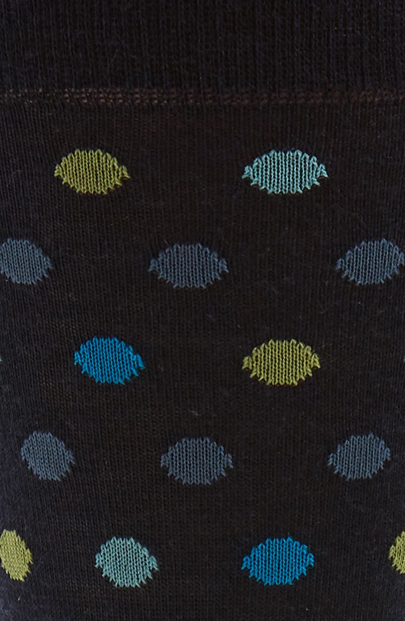 Dot Socks,                             Alternate thumbnail 2, color,                             410
