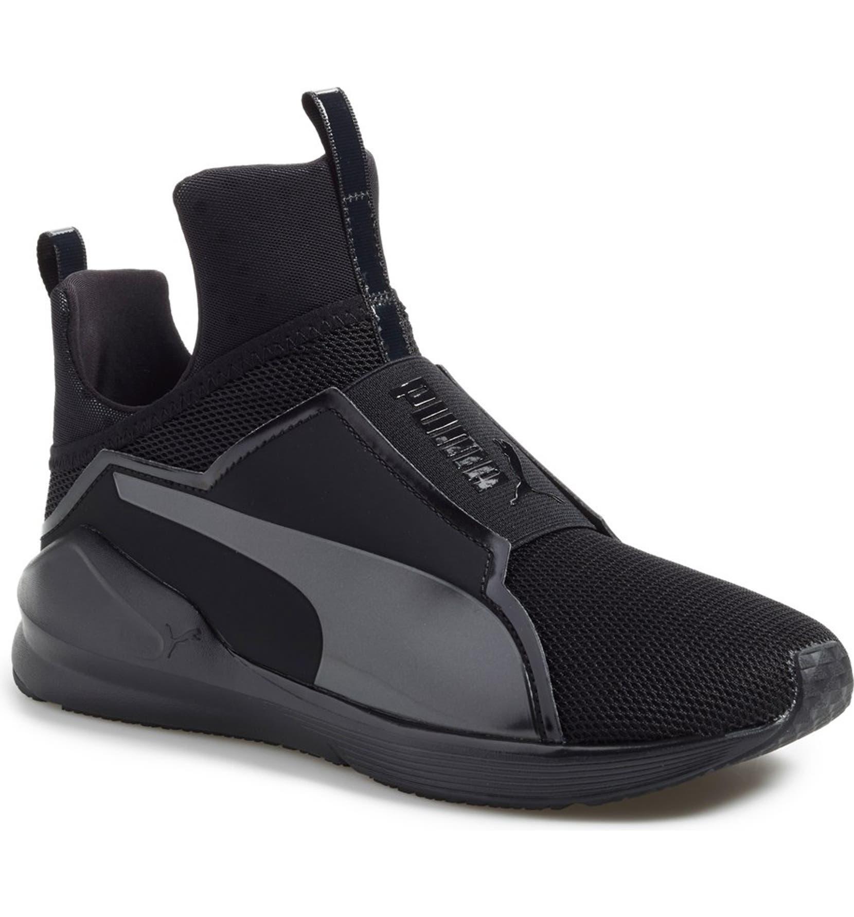 af0236f8913c42 PUMA  Fierce Core  High Top Sneaker (Women)