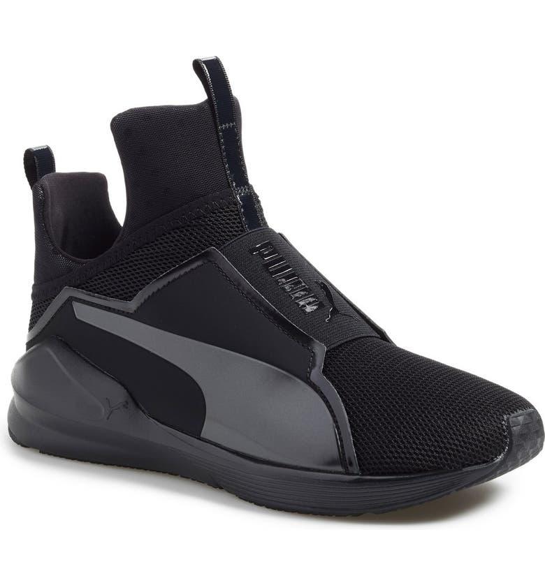 5bea78d1e9ed0f PUMA  Fierce Core  High Top Sneaker (Women)