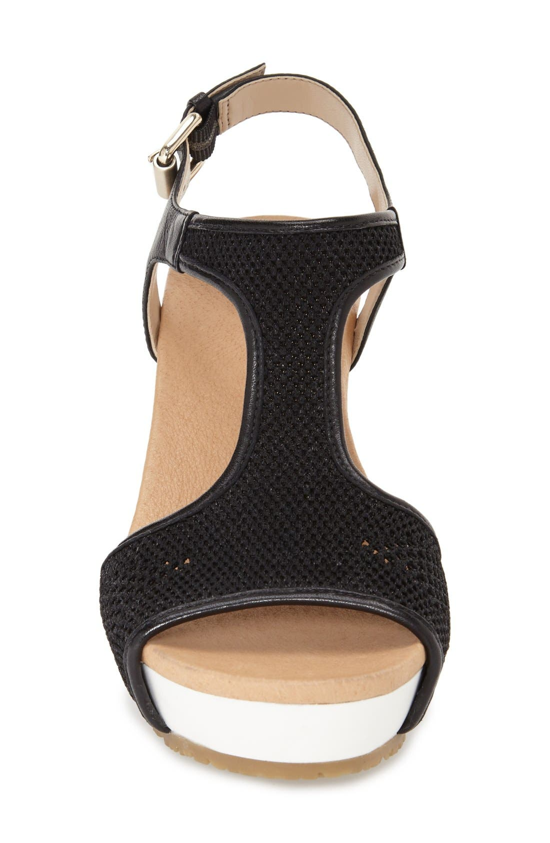 'Original Collection Wiley' Wedge Sandal,                             Alternate thumbnail 2, color,                             001