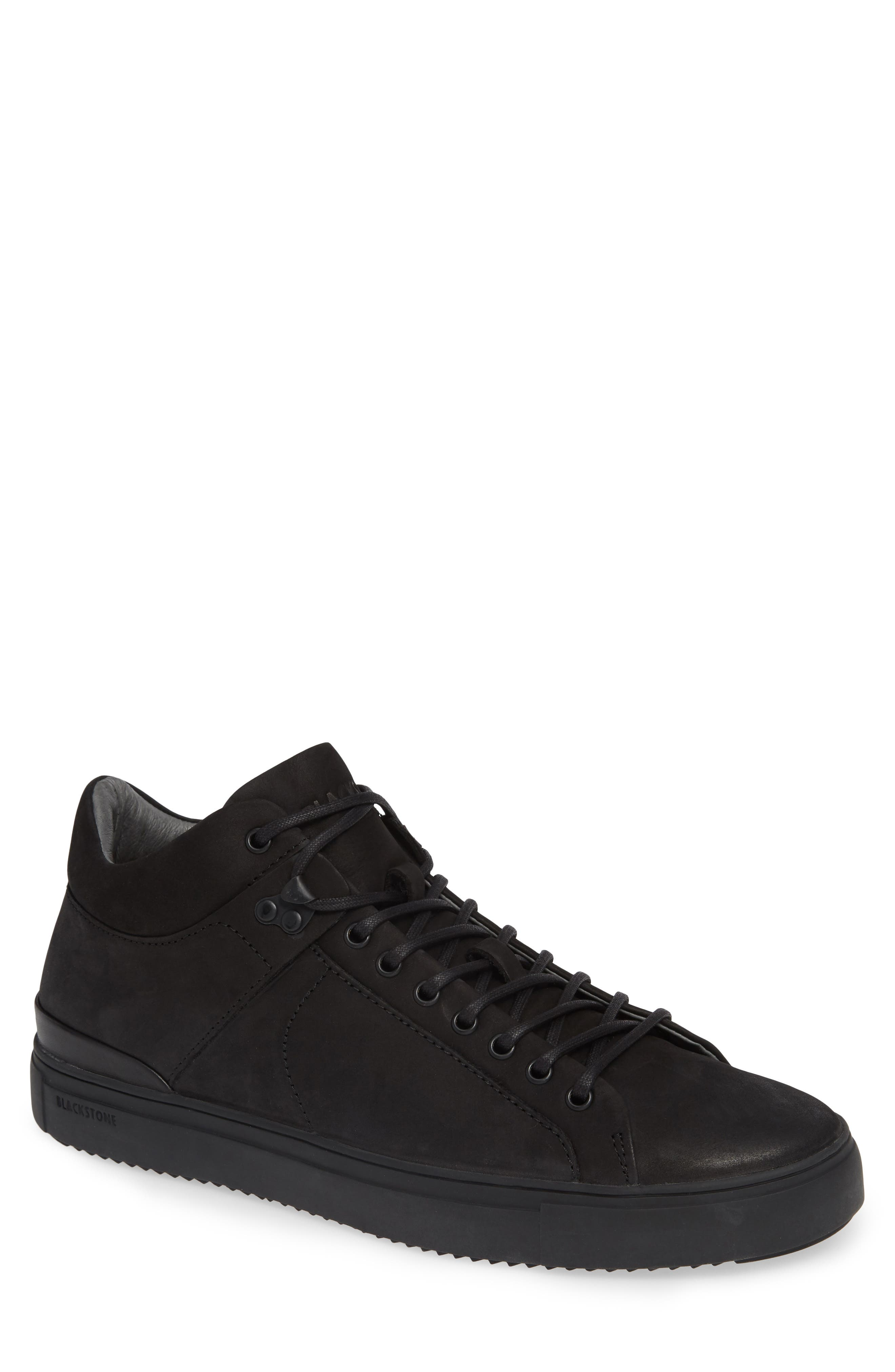 QM87 Sneaker,                             Main thumbnail 1, color,                             BLACK
