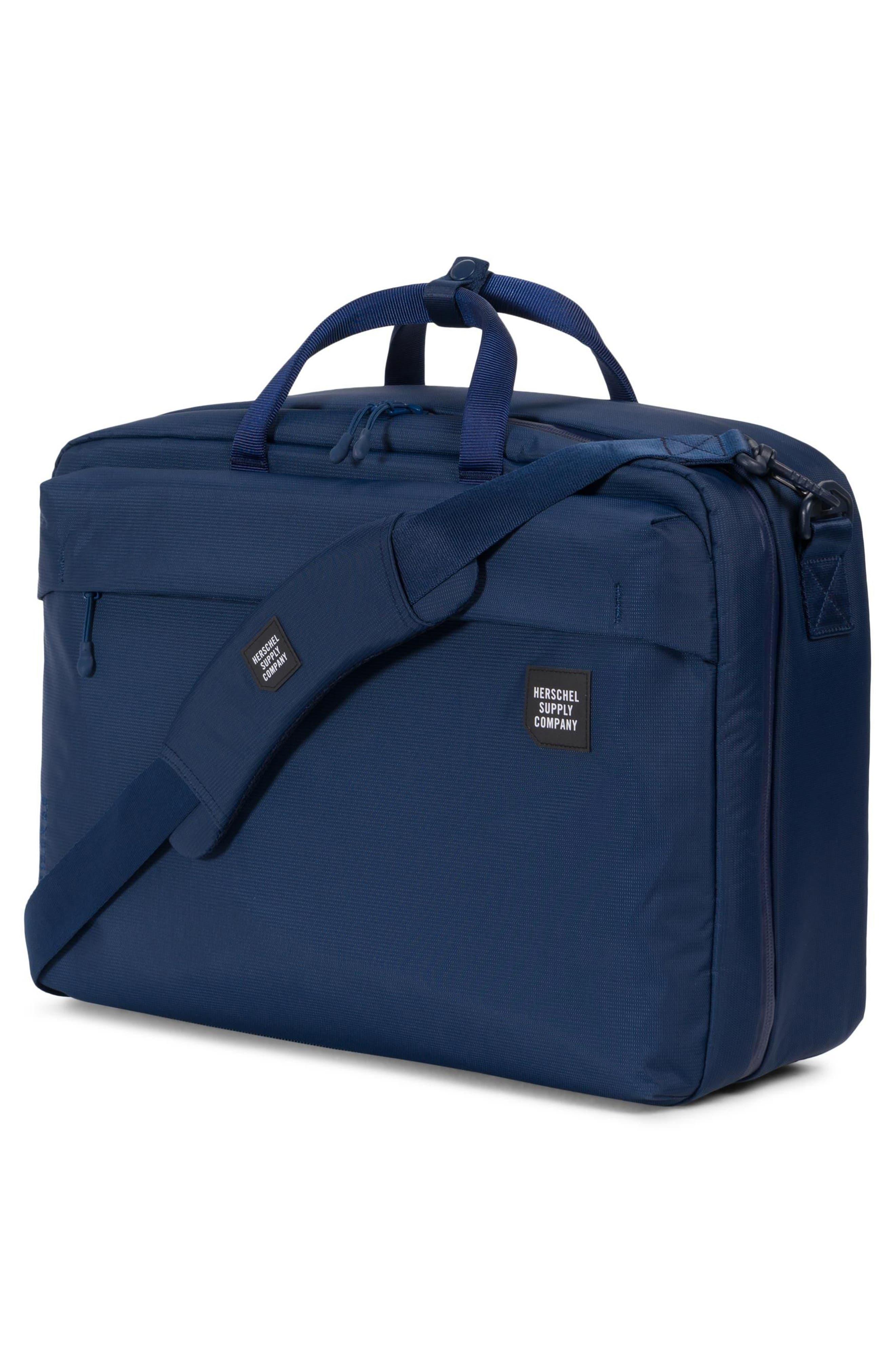 Britannia XL Convertible Messenger Bag,                             Alternate thumbnail 9, color,