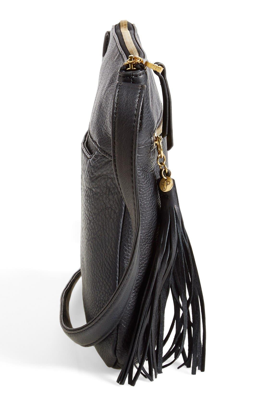 'Sarah' Leather Crossbody Bag,                             Alternate thumbnail 27, color,