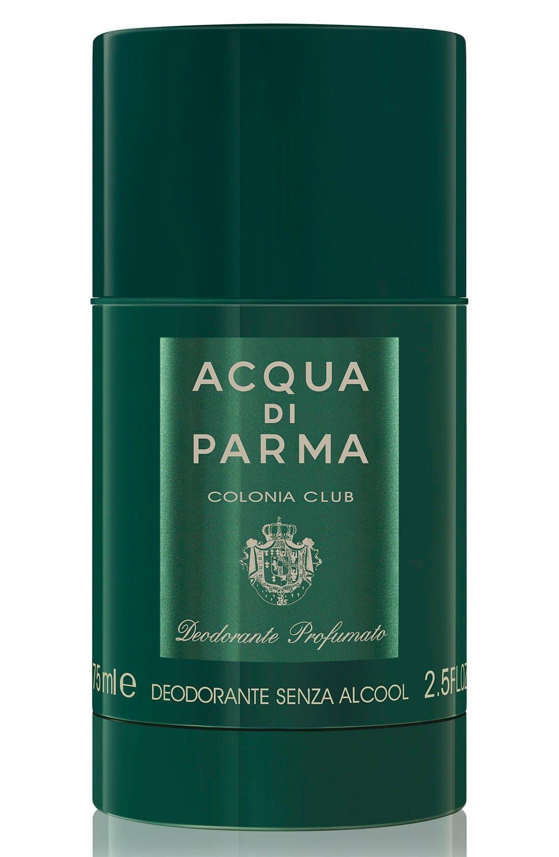 'Colonia Club' Deodorant Stick,                             Main thumbnail 1, color,                             NO COLOR