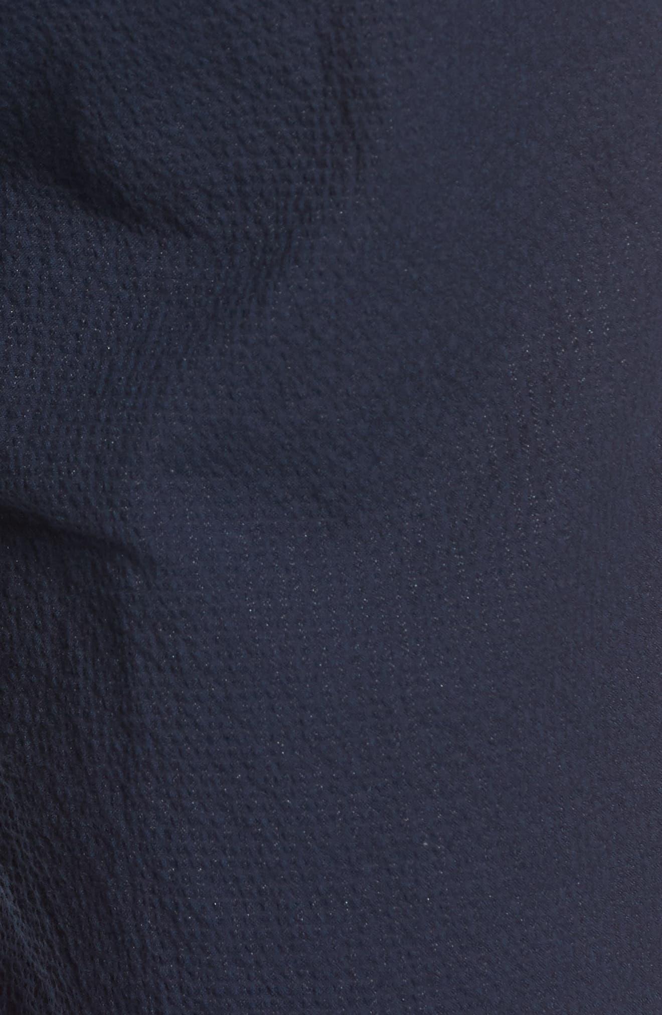 Costa Cotton Blend Shorts,                             Alternate thumbnail 5, color,                             410